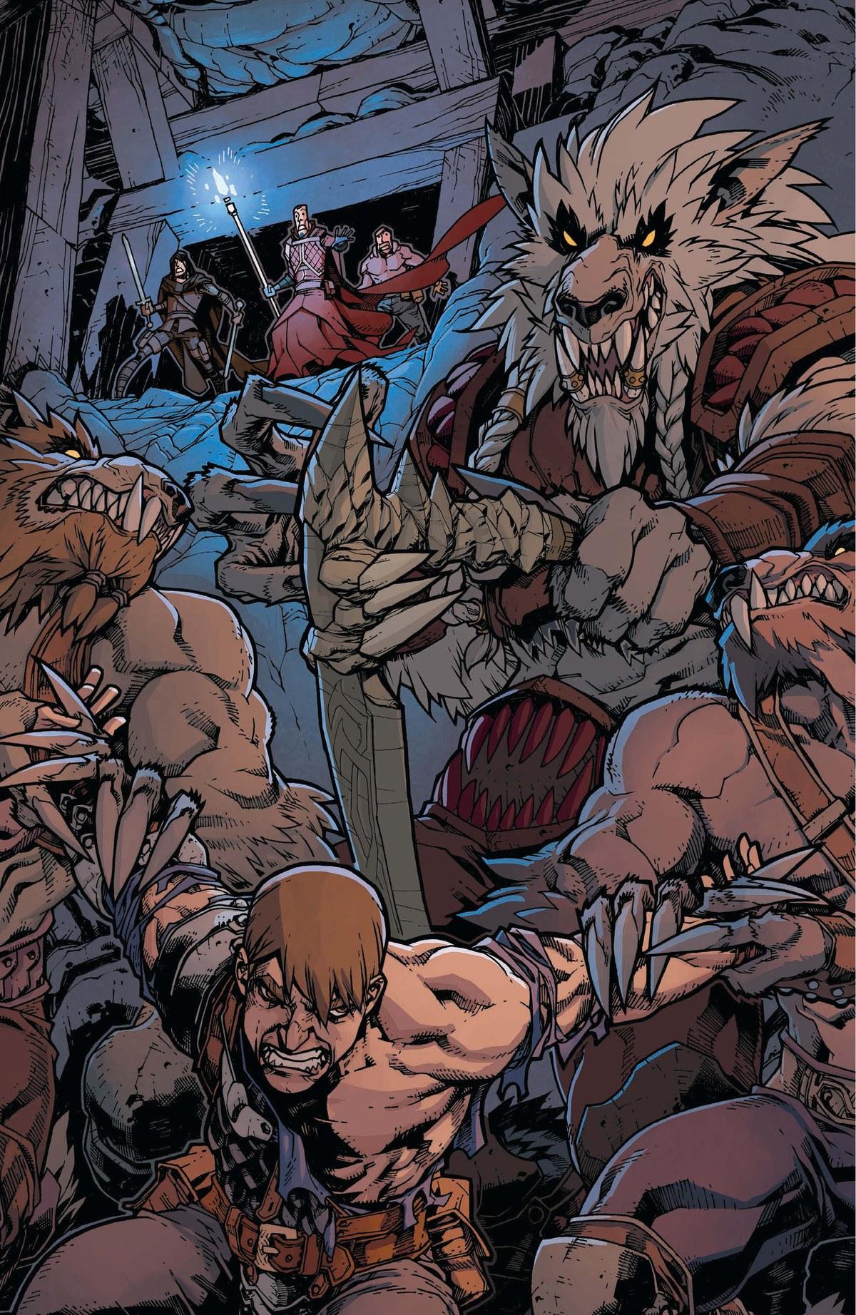 Read online World of Warcraft: Dark Riders comic -  Issue # Full - 68