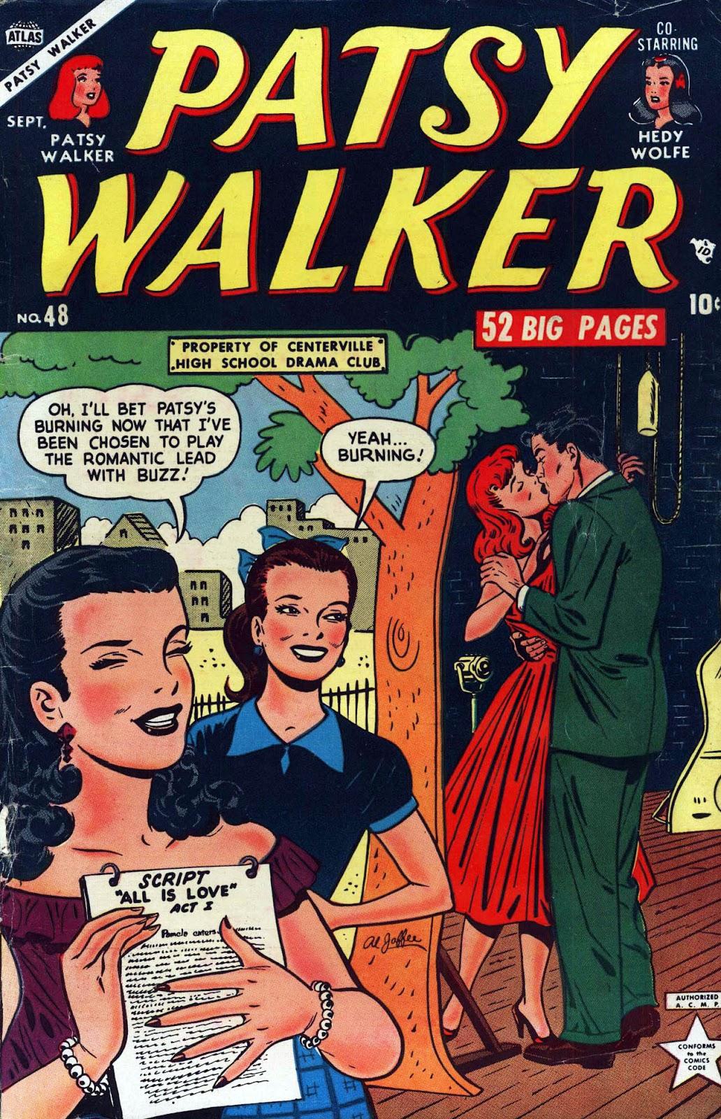 Patsy Walker 48 Page 1