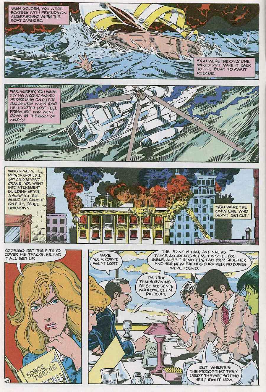 Elementals (1984) issue 1 - Page 12