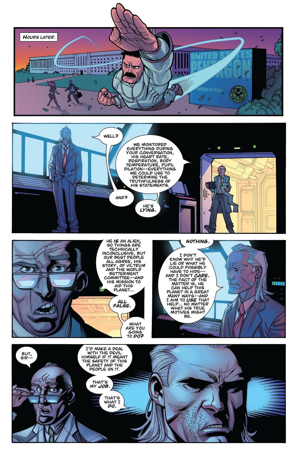 Invincible (2003) 50 Page 38