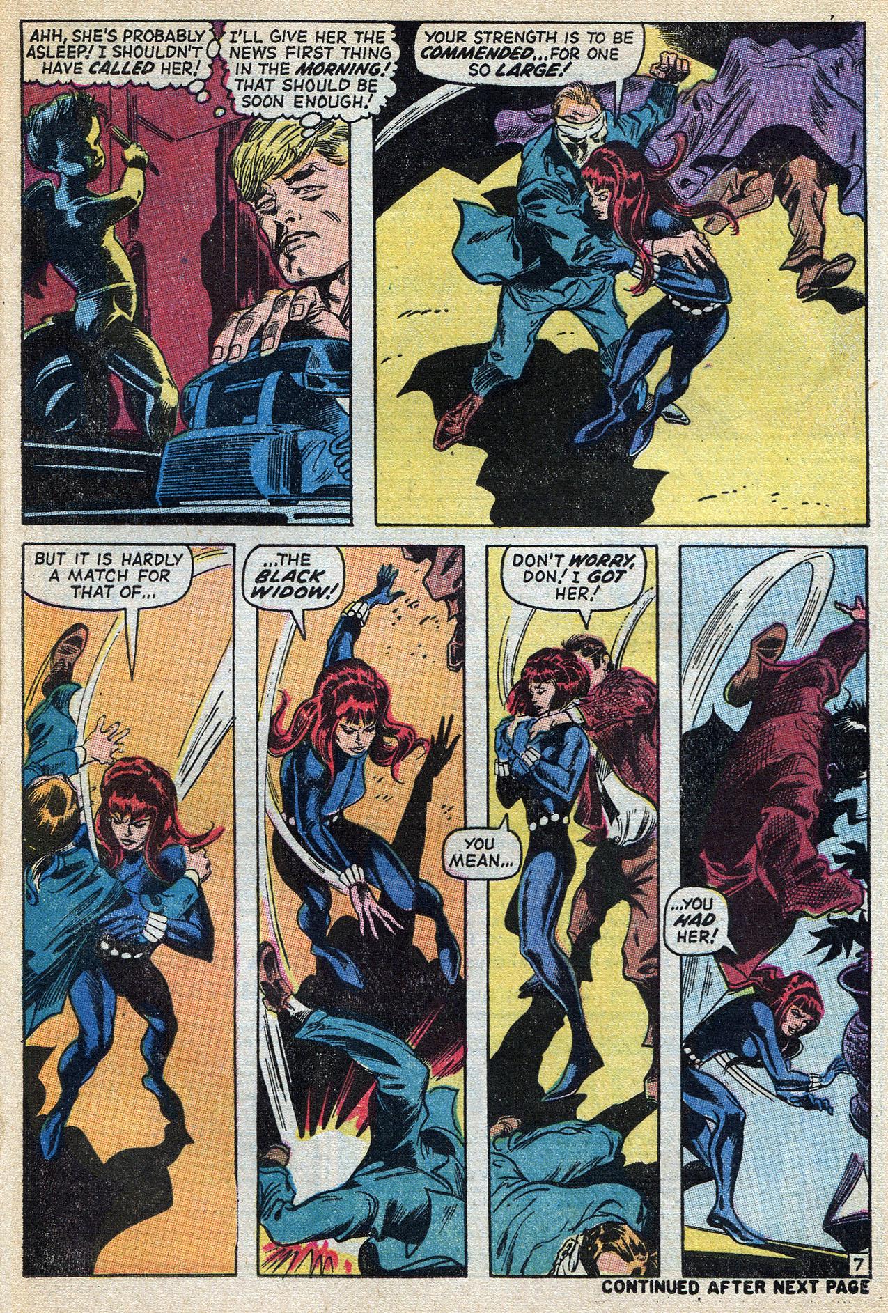Read online Amazing Adventures (1970) comic -  Issue #3 - 25