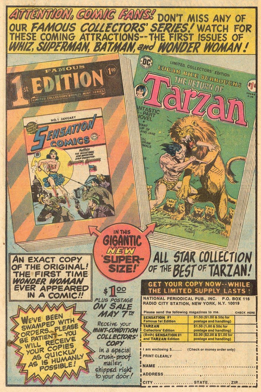 Read online Adventure Comics (1938) comic -  Issue #434 - 17