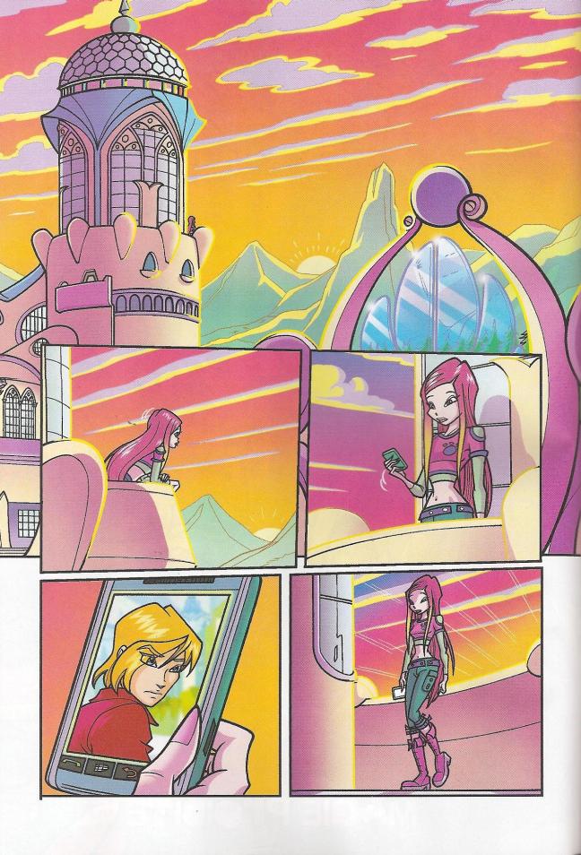 Winx Club Comic 82 Page 2