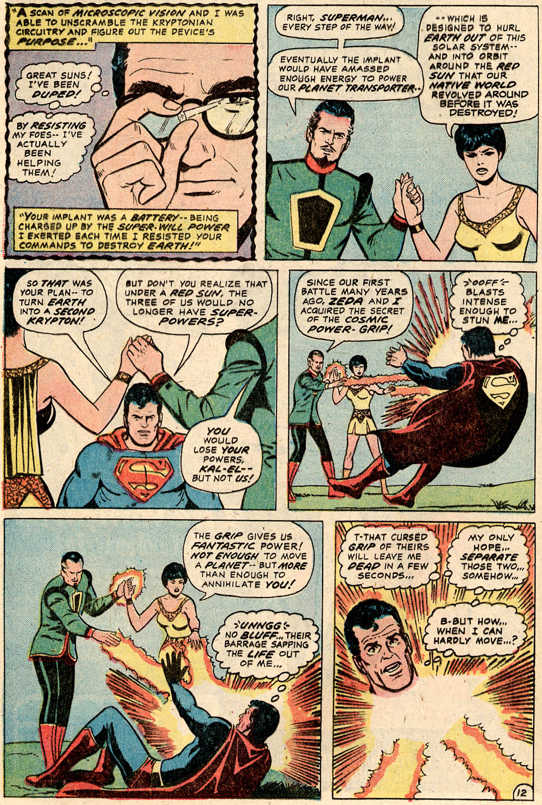 Read online Action Comics (1938) comic -  Issue #435 - 13