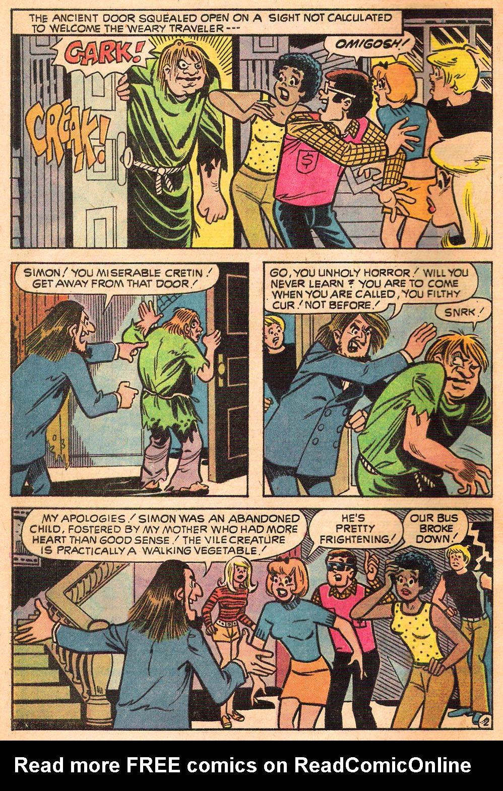 Read online She's Josie comic -  Issue #65 - 4