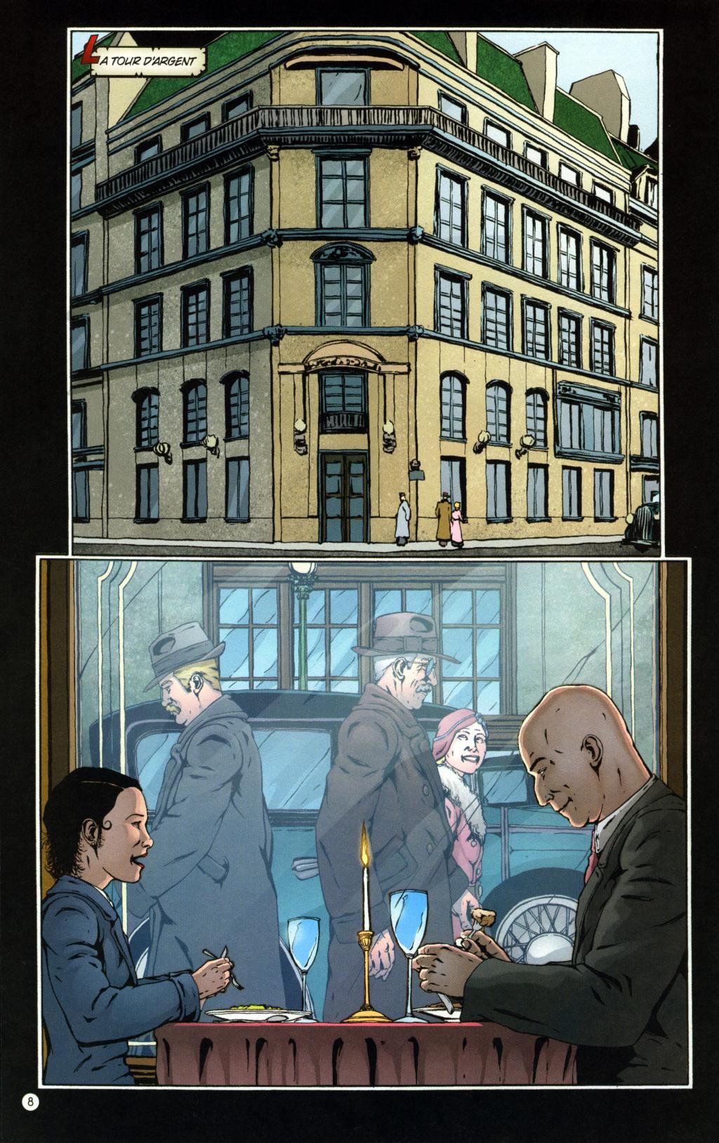 Read online Rex Mundi comic -  Issue #8 - 12
