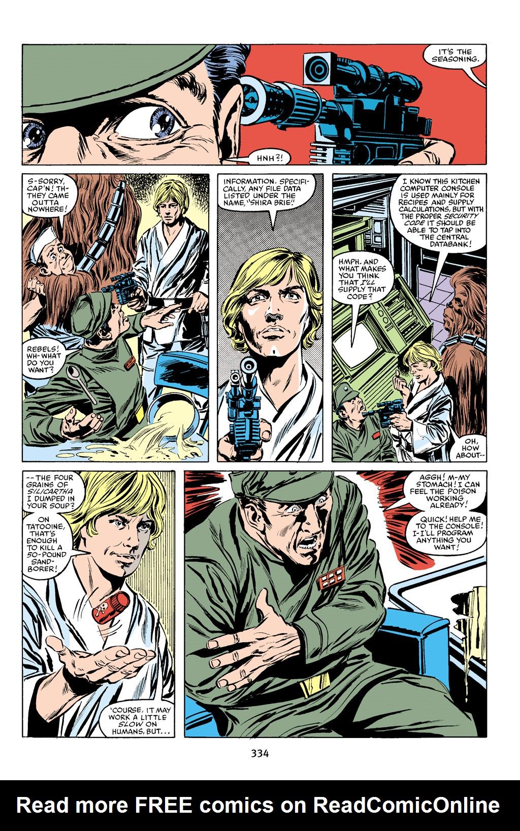 Read online Star Wars Omnibus comic -  Issue # Vol. 16 - 328