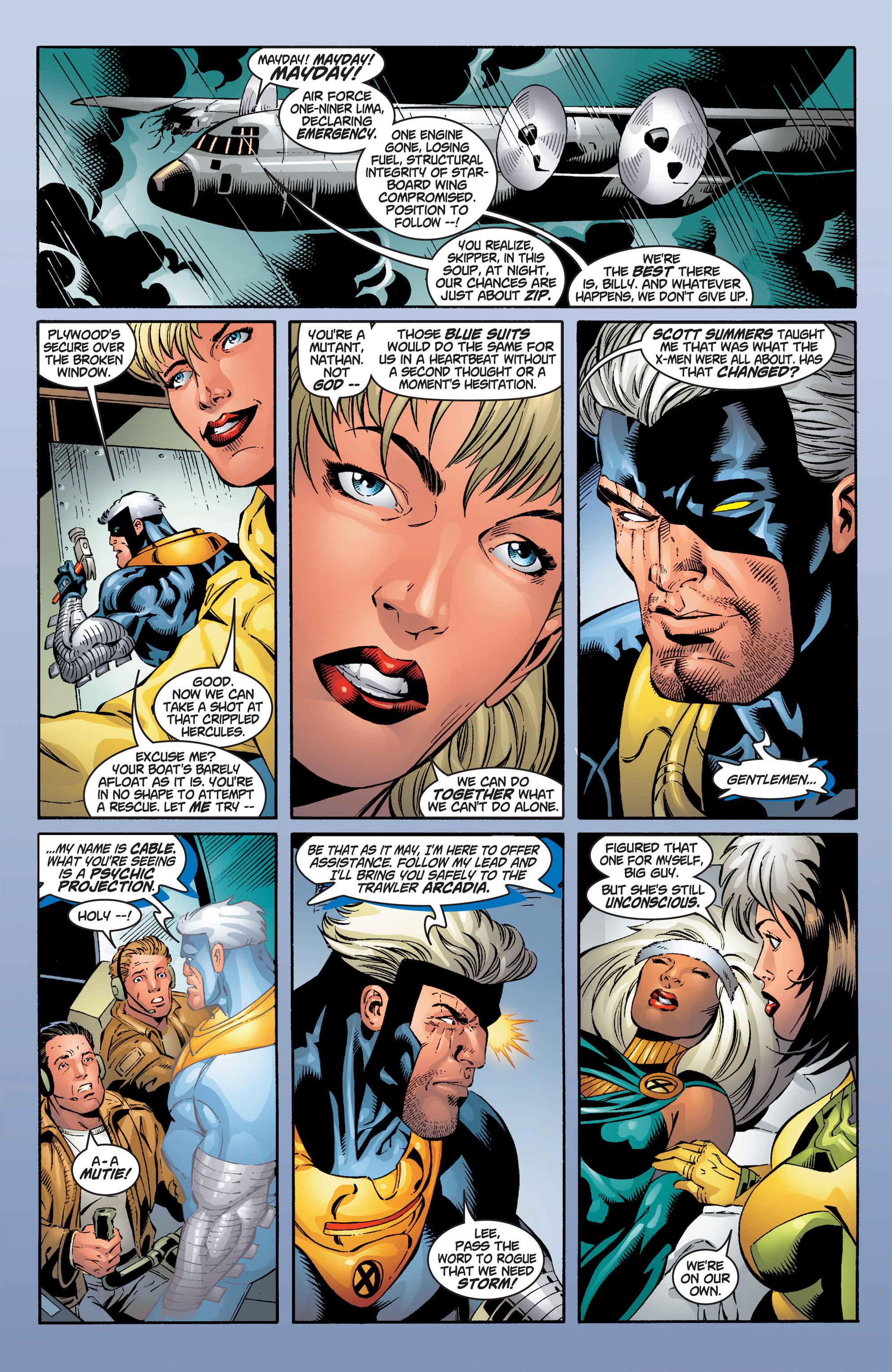 Read online Uncanny X-Men (1963) comic -  Issue #386 - 15
