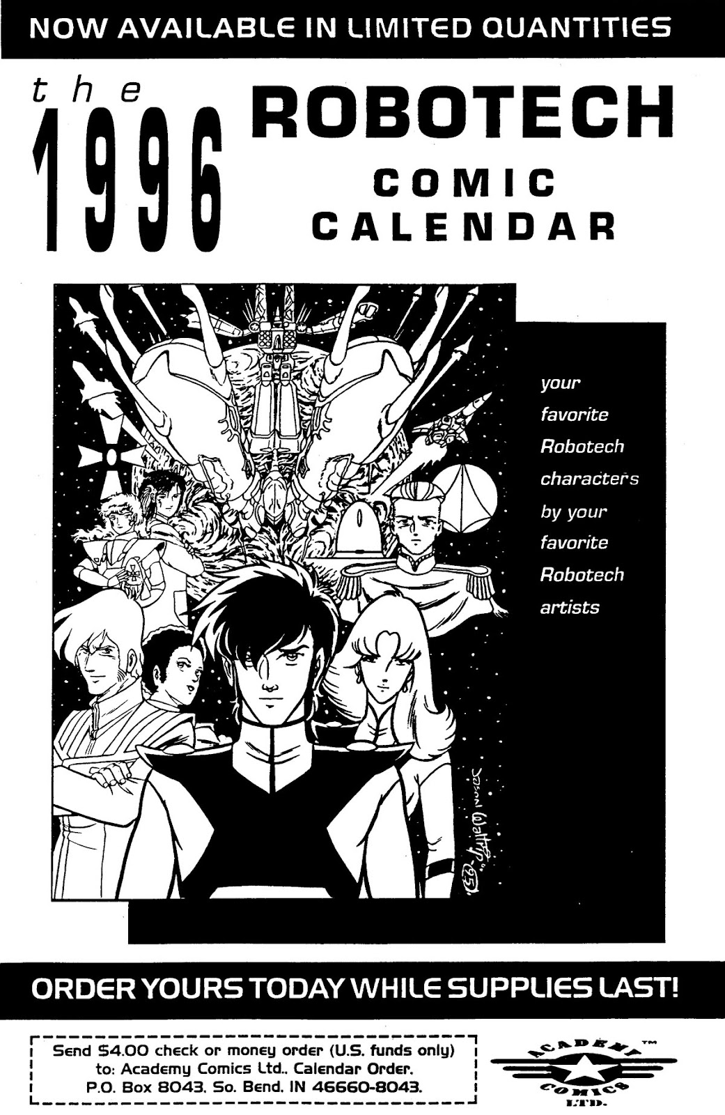Robotech MechAngel issue 1 - Page 9