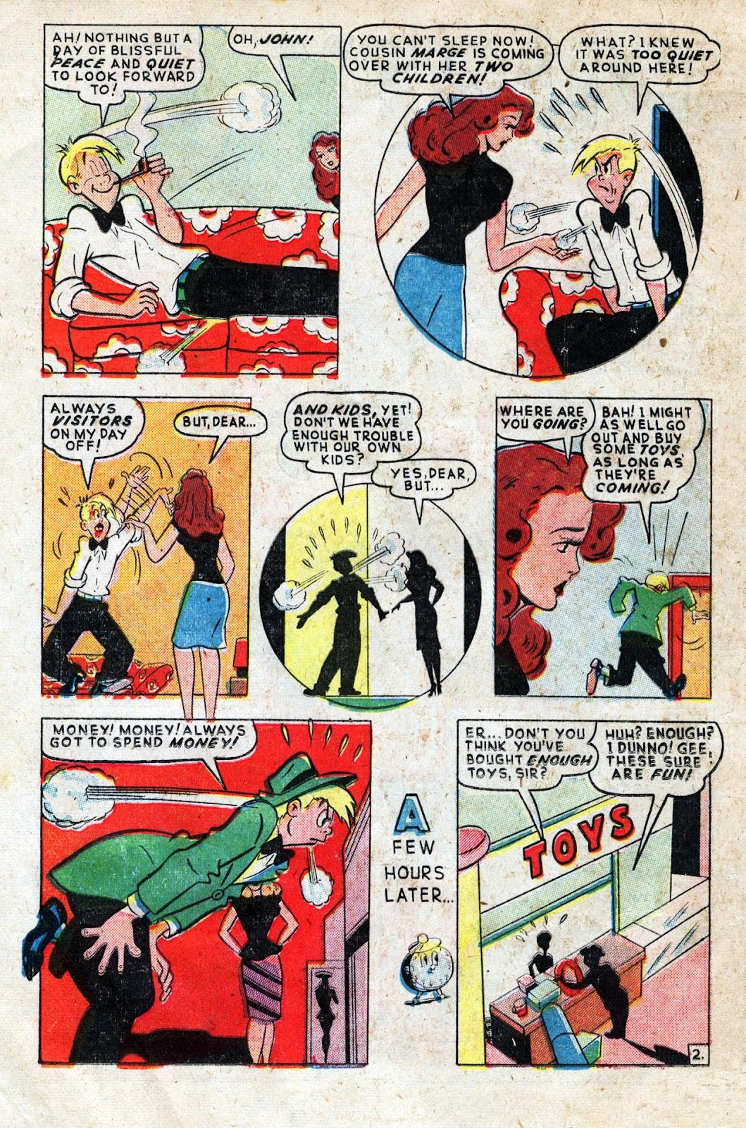 Read online Joker Comics comic -  Issue #33 - 22