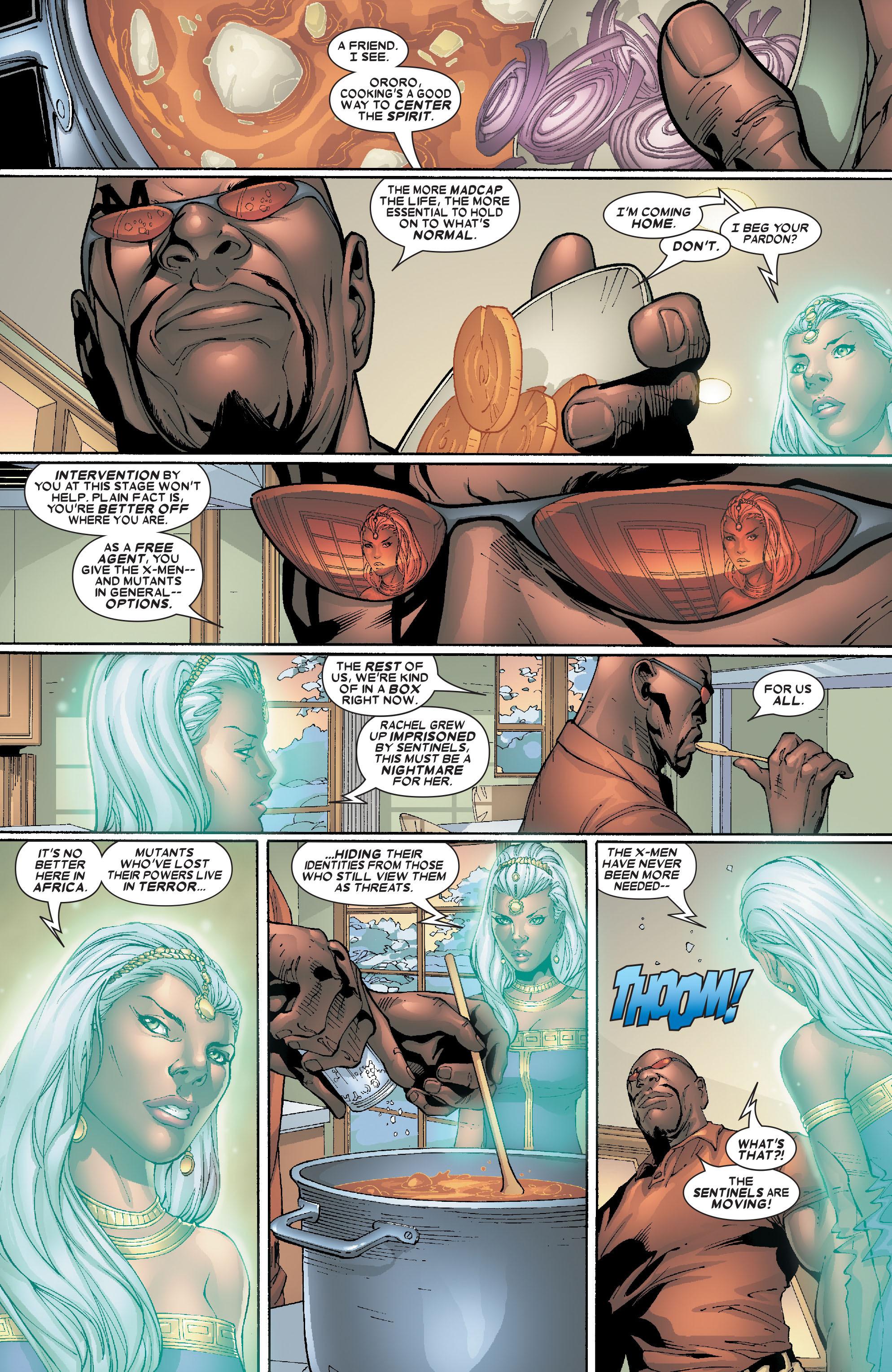 Read online Uncanny X-Men (1963) comic -  Issue #469 - 9