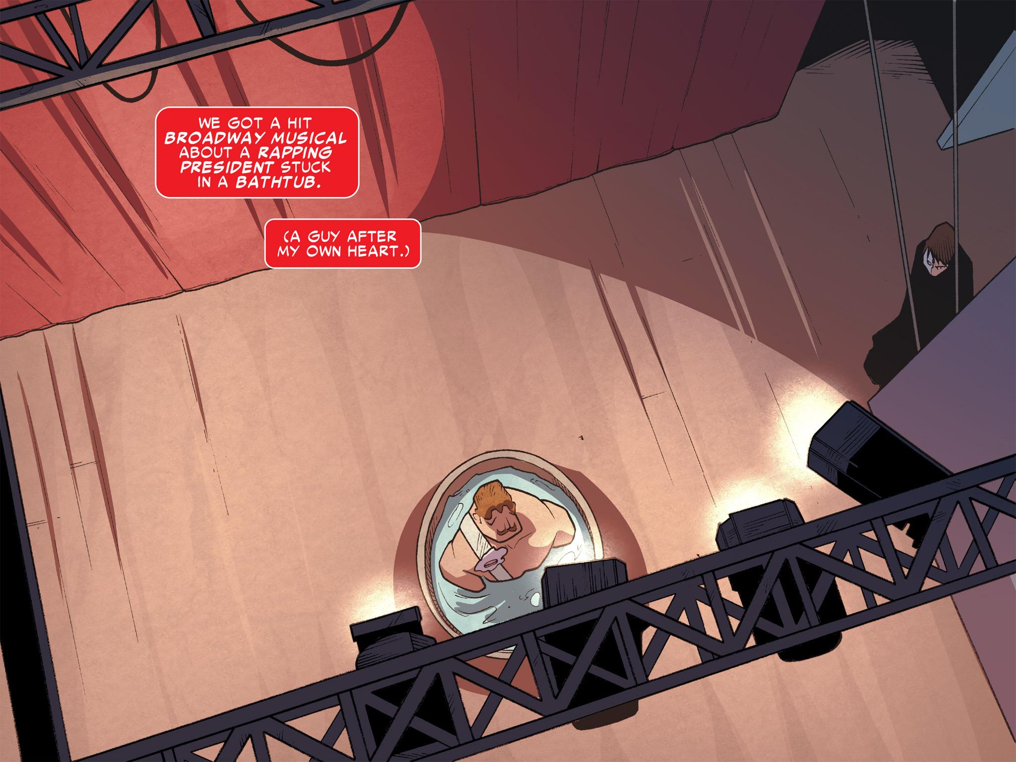 Read online Ultimate Spider-Man (Infinite Comics) (2016) comic -  Issue #9 - 5