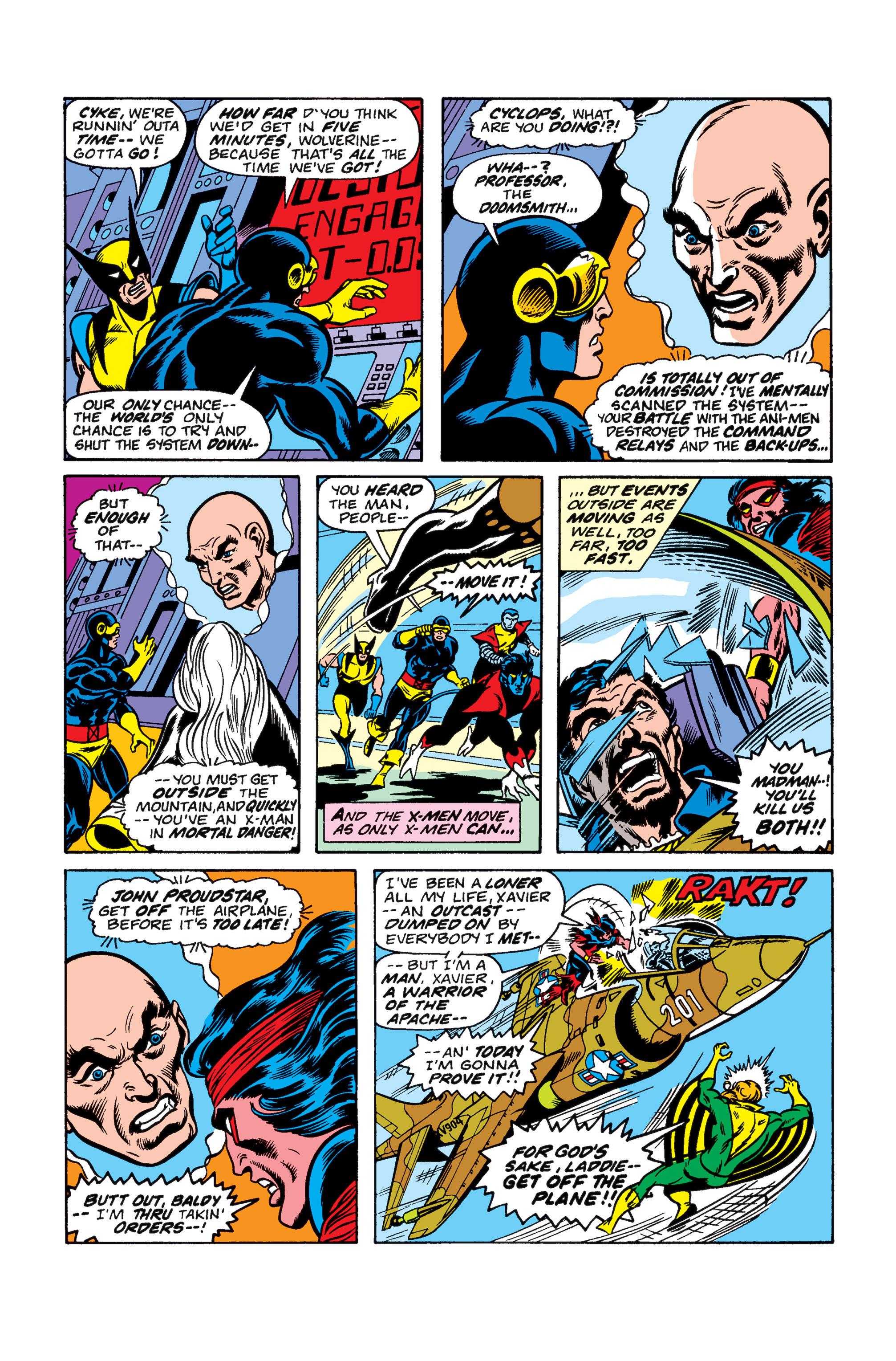 Uncanny X-Men (1963) 95 Page 16