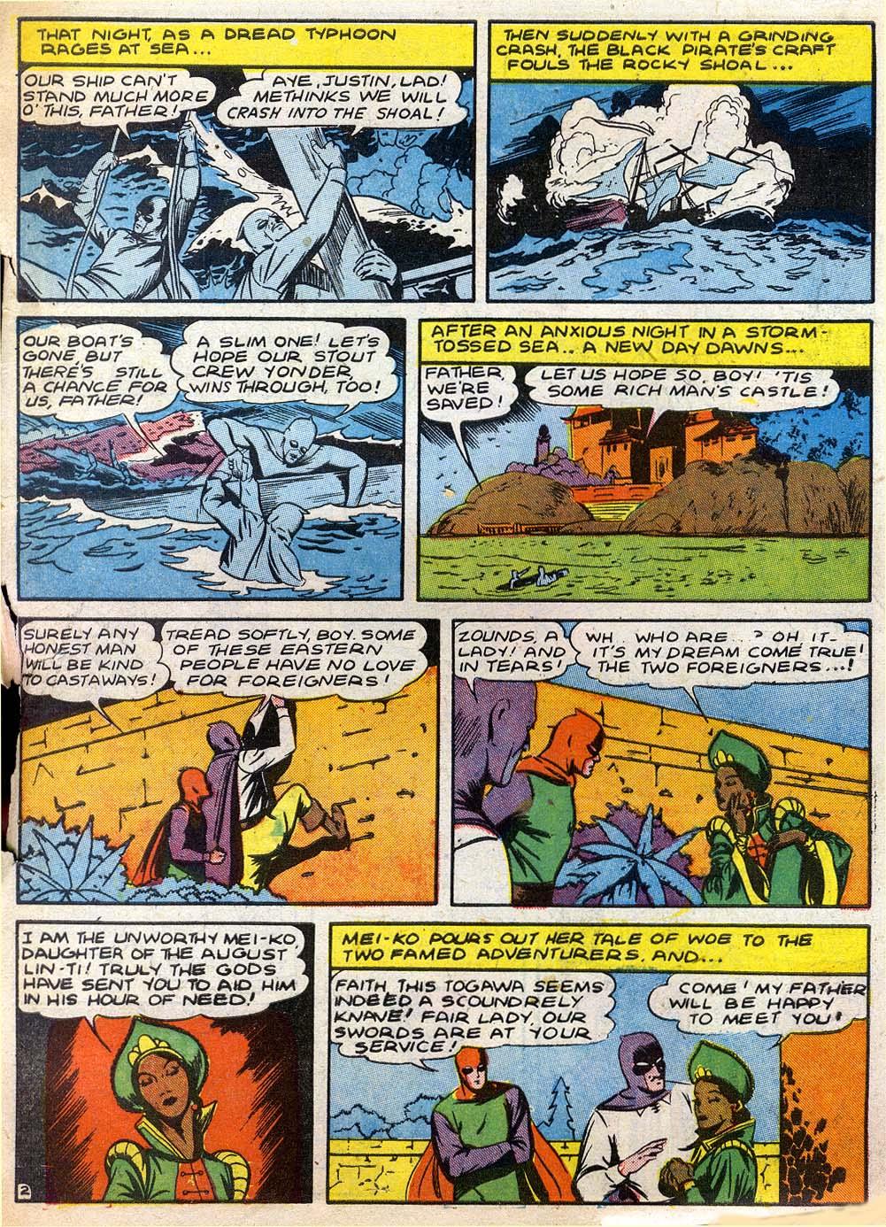 Read online Sensation (Mystery) Comics comic -  Issue #27 - 18