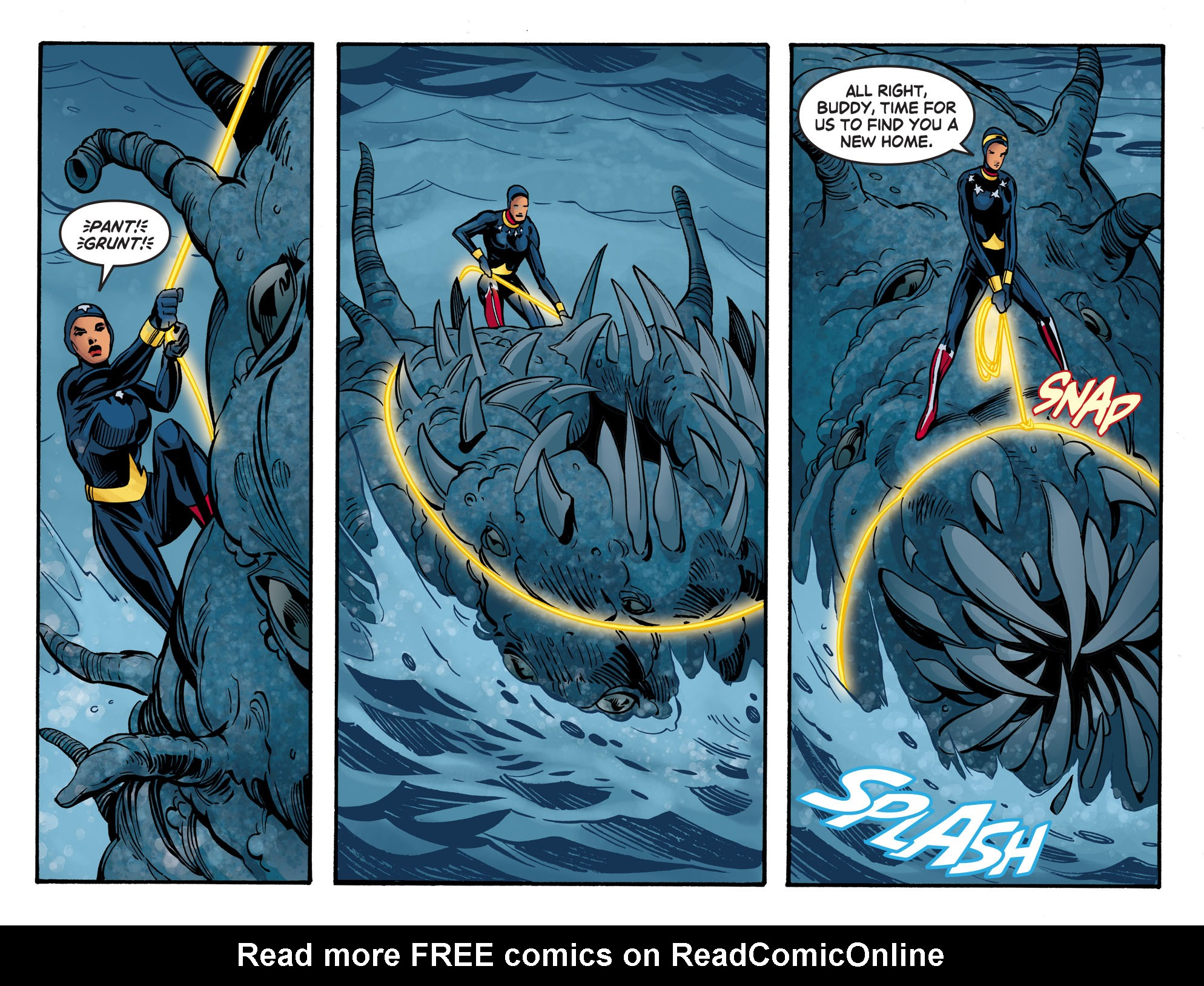 Read online Wonder Woman '77 [I] comic -  Issue #20 - 19