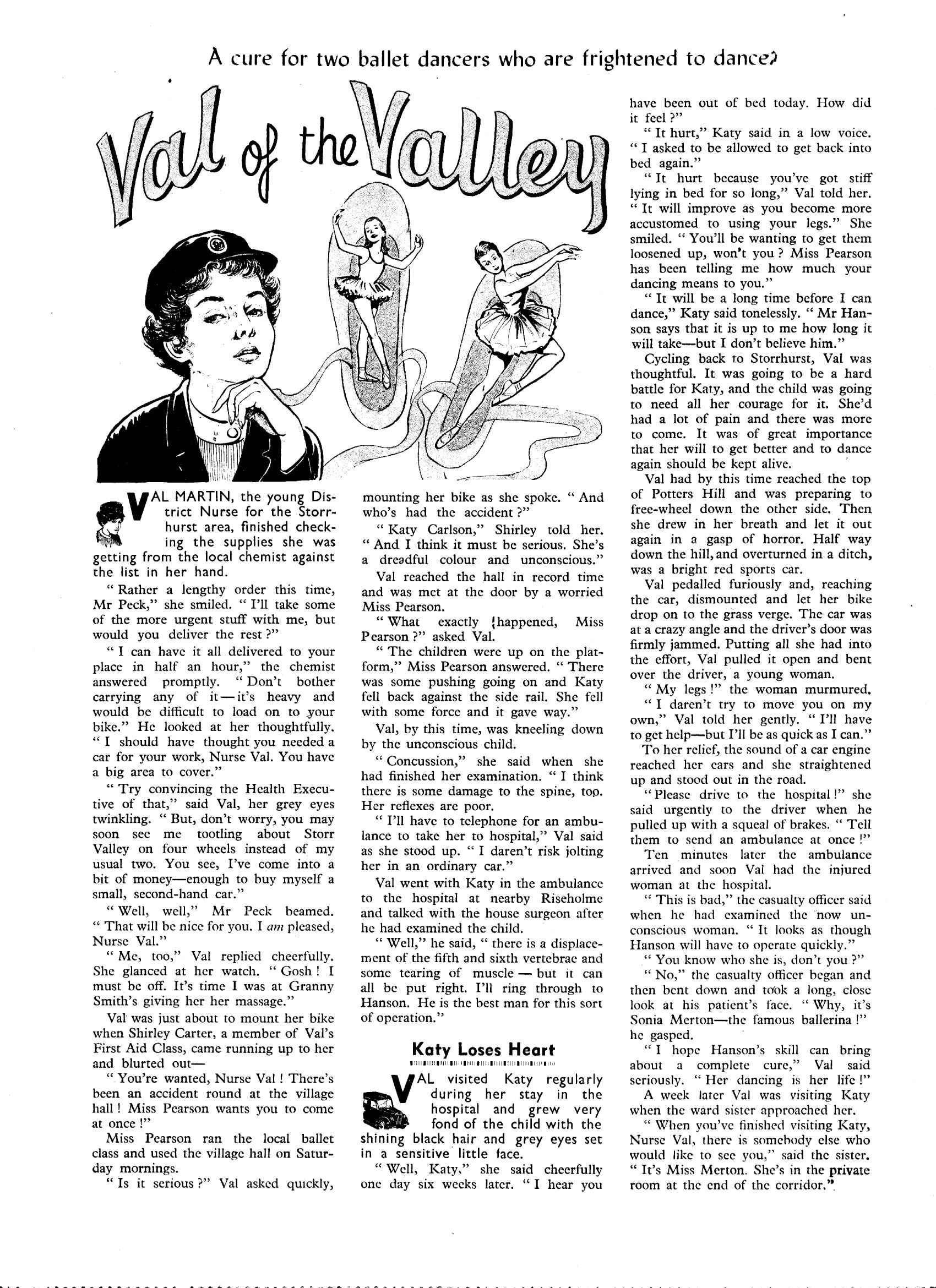 Read online Judy comic -  Issue #60 - 21