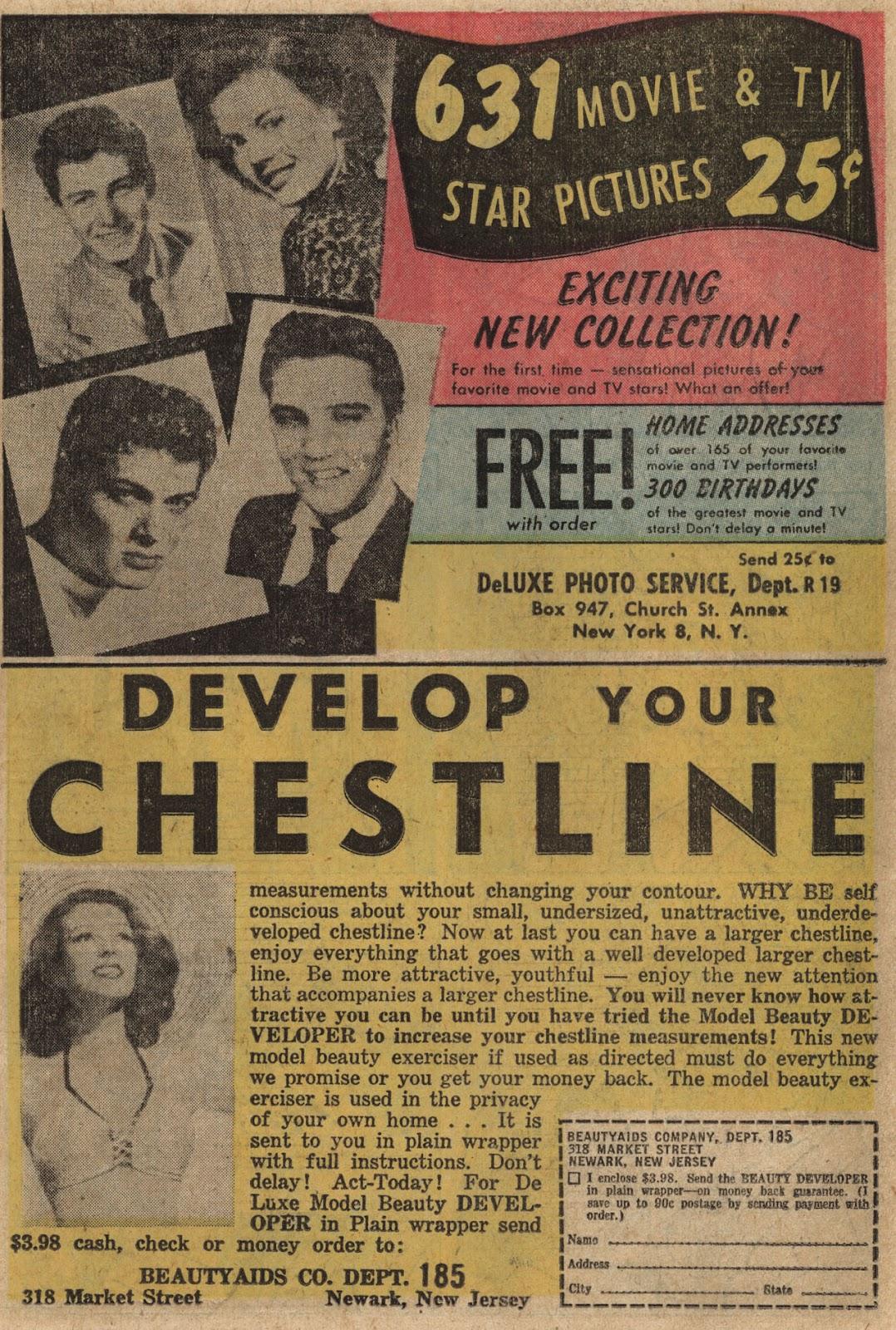 Love Romances (1949) issue 66 - Page 19