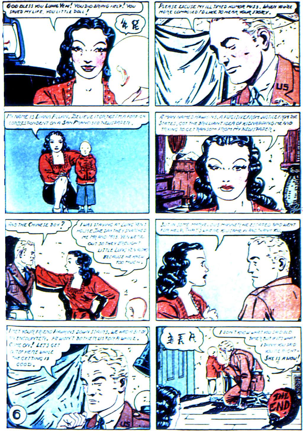 Read online Adventure Comics (1938) comic -  Issue #42 - 55