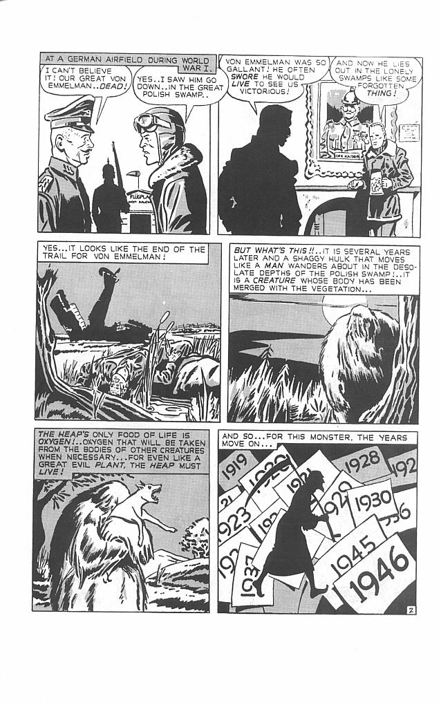 Read online Golden-Age Men of Mystery comic -  Issue #7 - 25