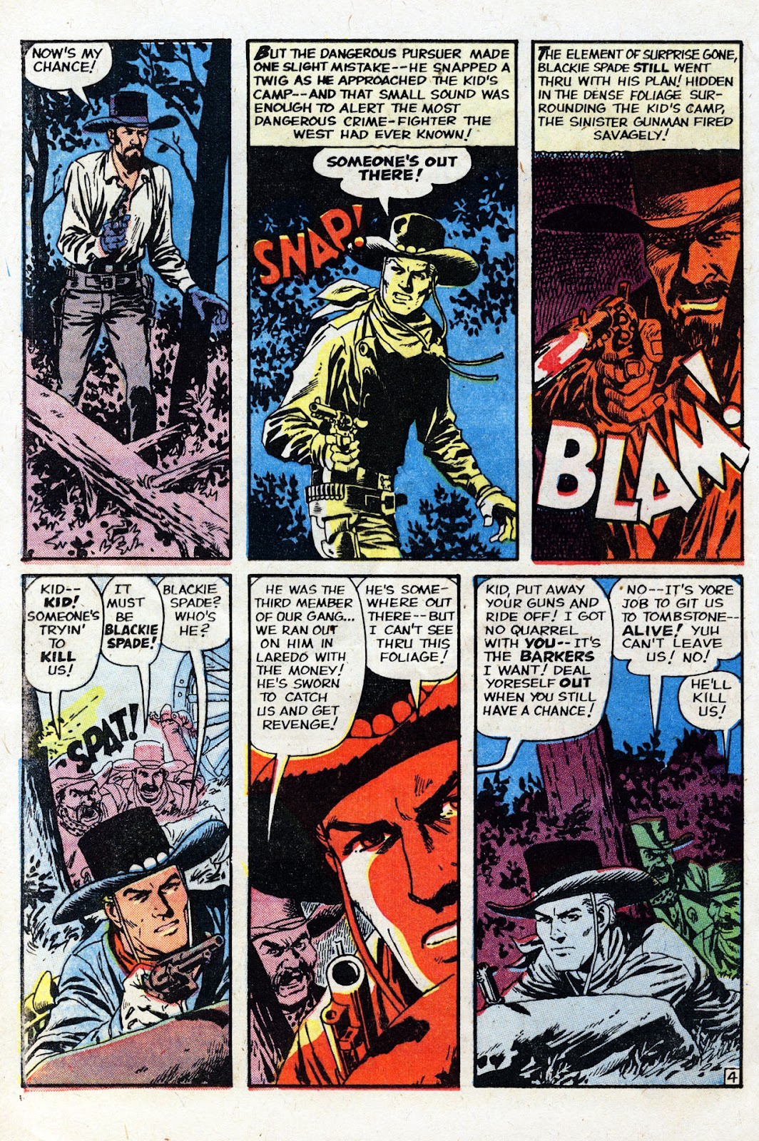 Gunsmoke Western issue 61 - Page 16