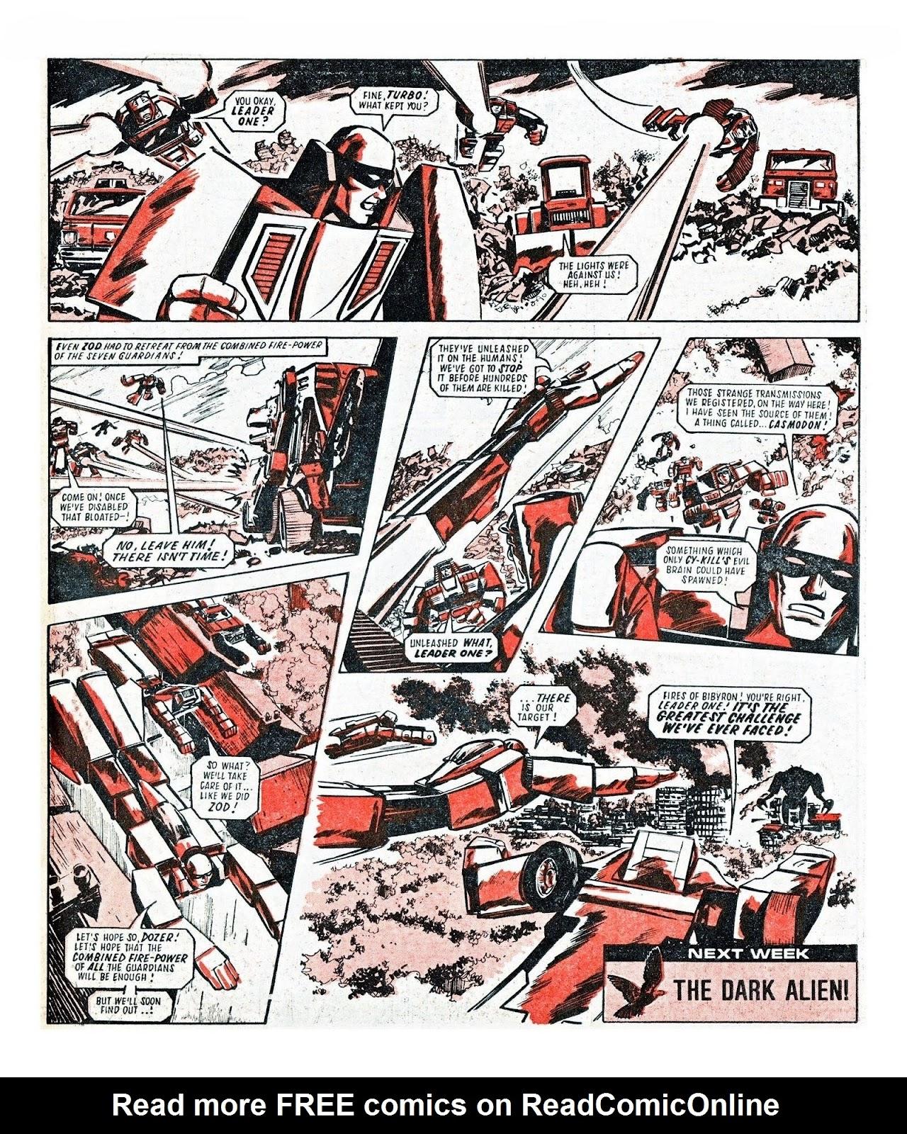 Read online Robo Machines comic -  Issue # TPB - 99