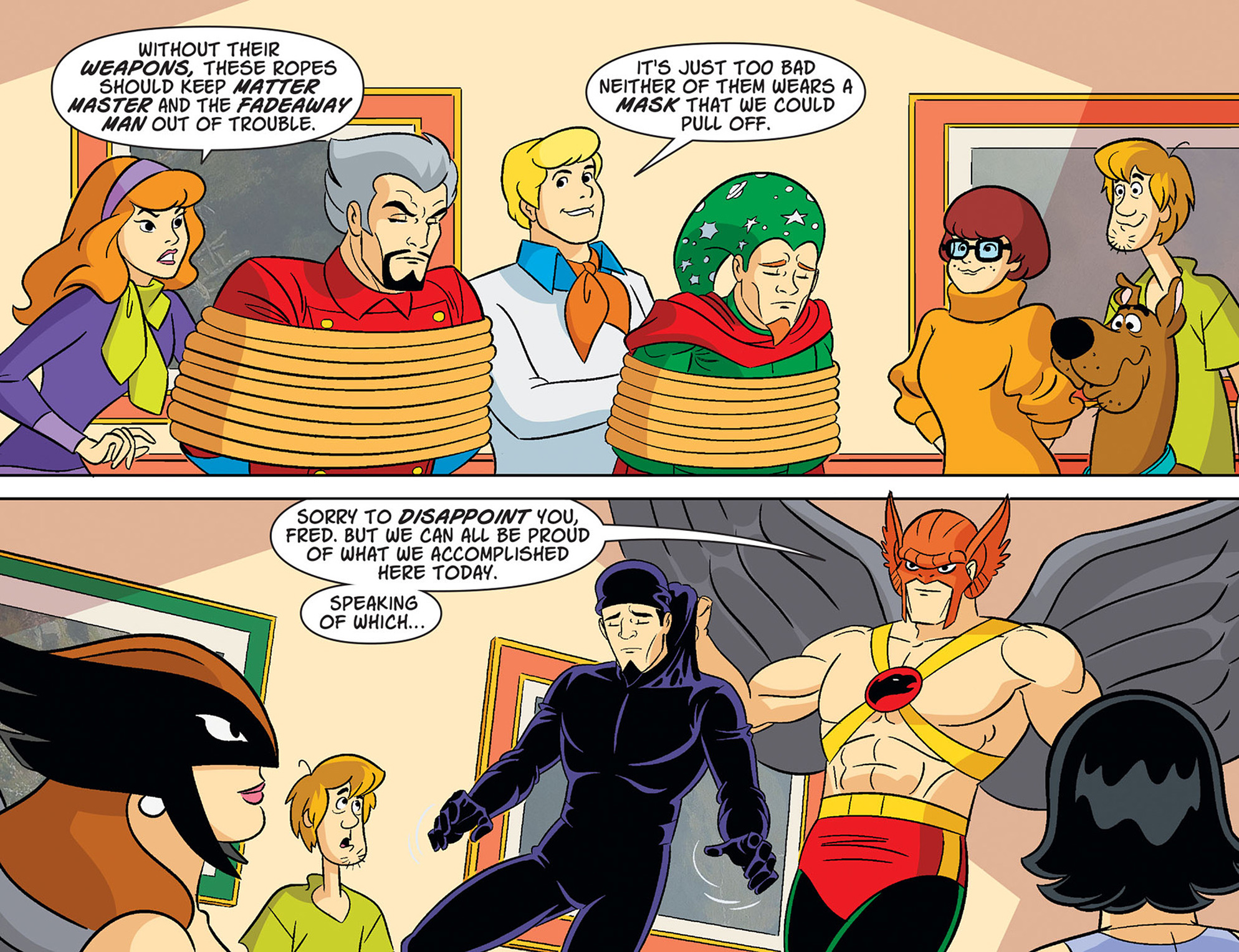Read online Scooby-Doo! Team-Up comic -  Issue #34 - 22