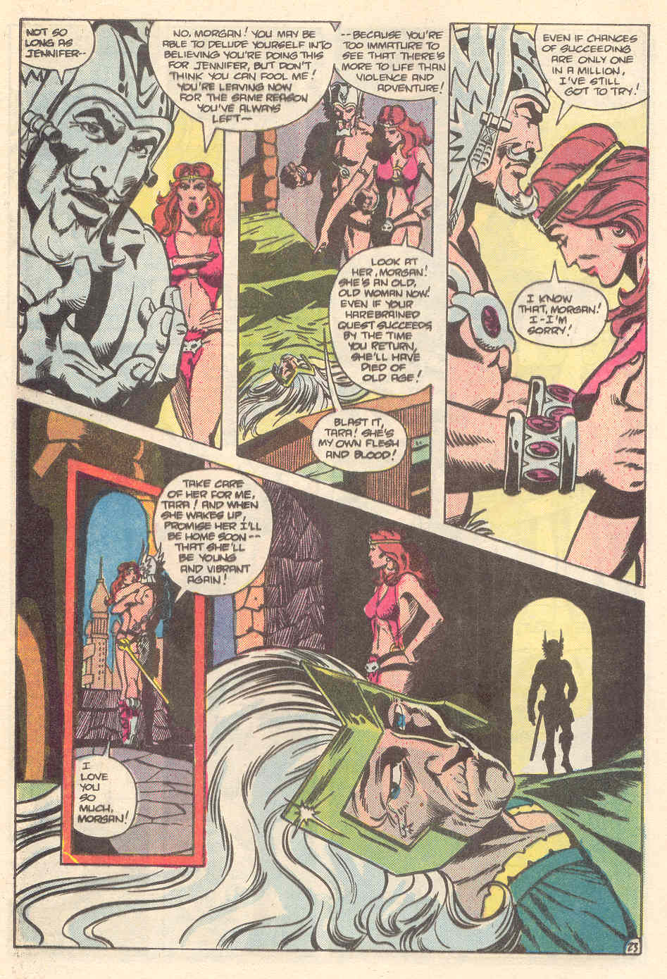 Warlord (1976) 101 Page 23
