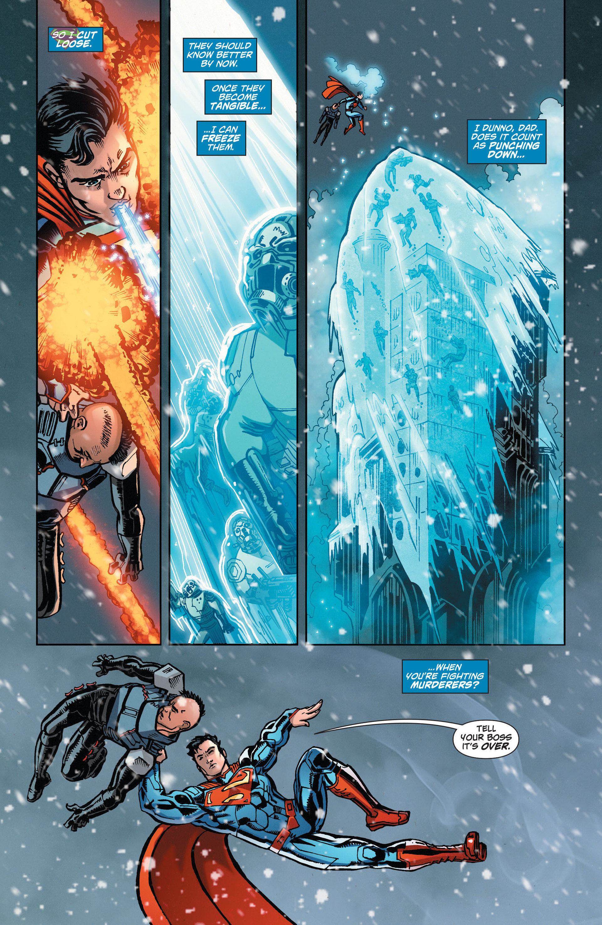 Read online Action Comics (2011) comic -  Issue #30 - 7