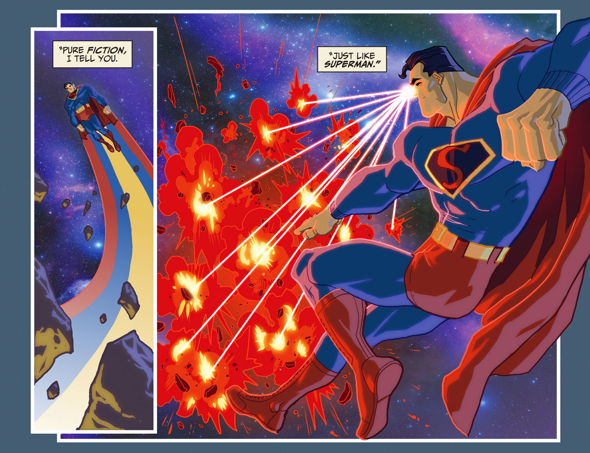 Read online Adventures of Superman [I] comic -  Issue #11 - 8