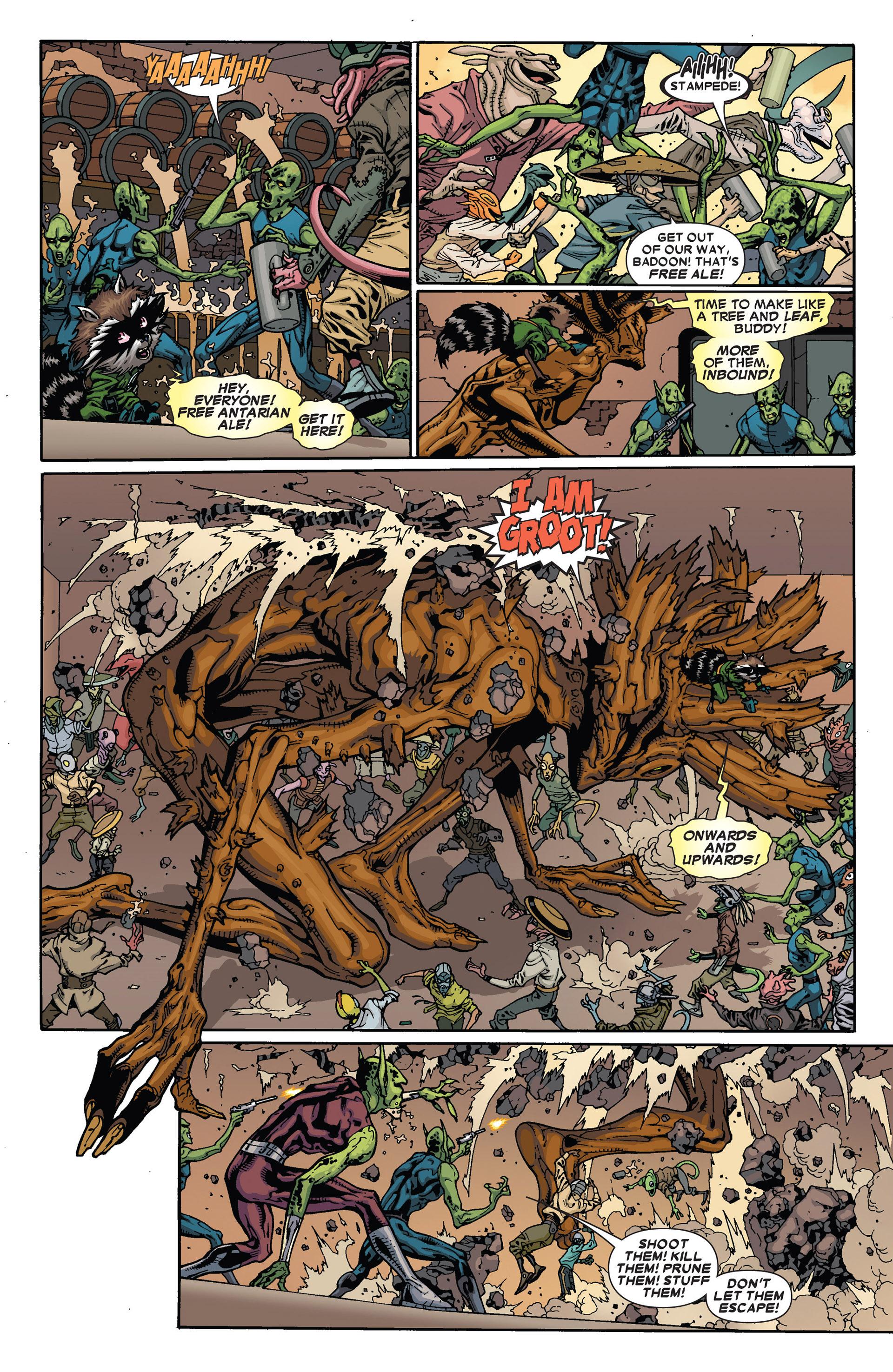 Read online Annihilators: Earthfall comic -  Issue #1 - 25