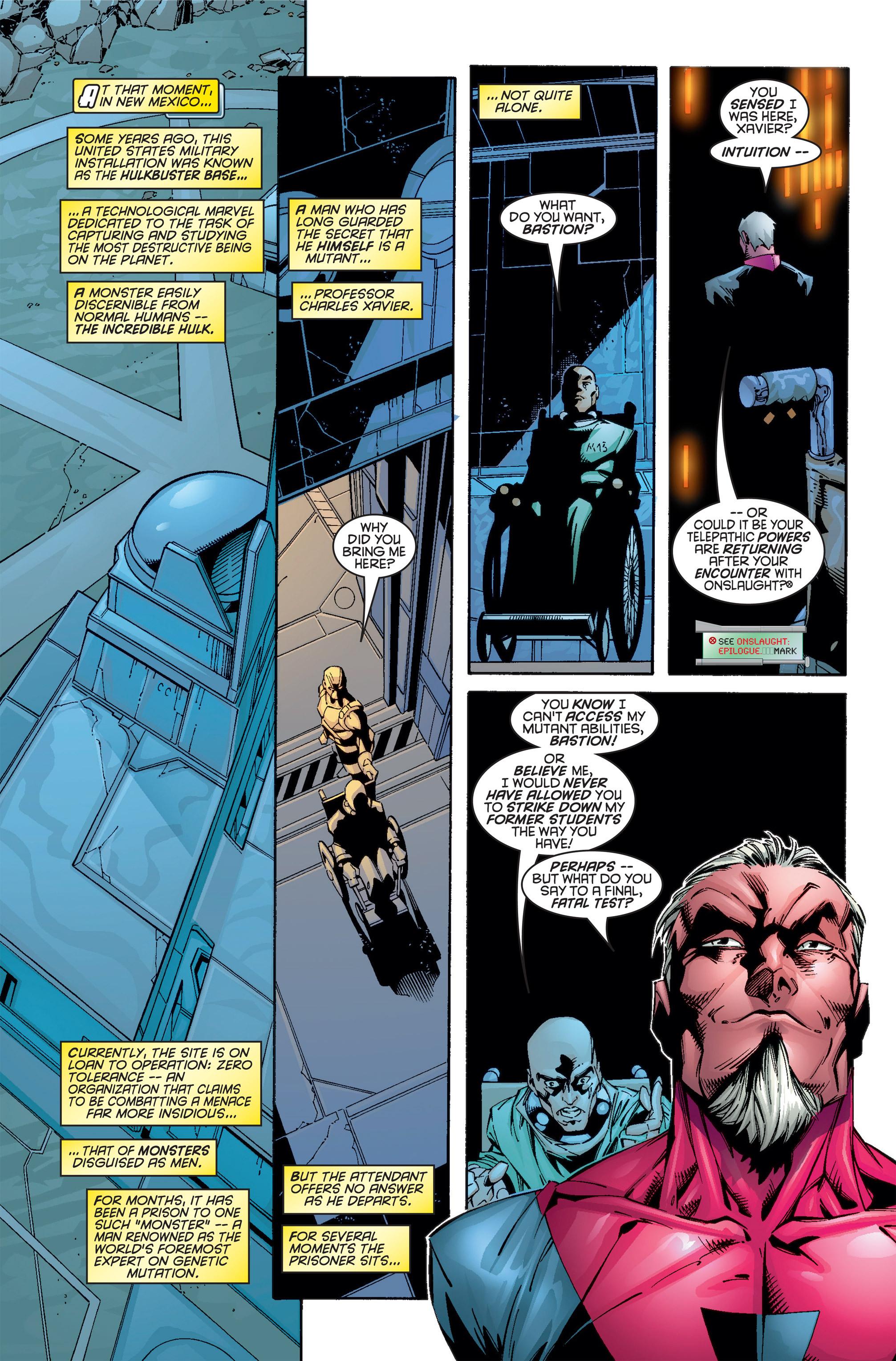 X-Men (1991) 66 Page 20