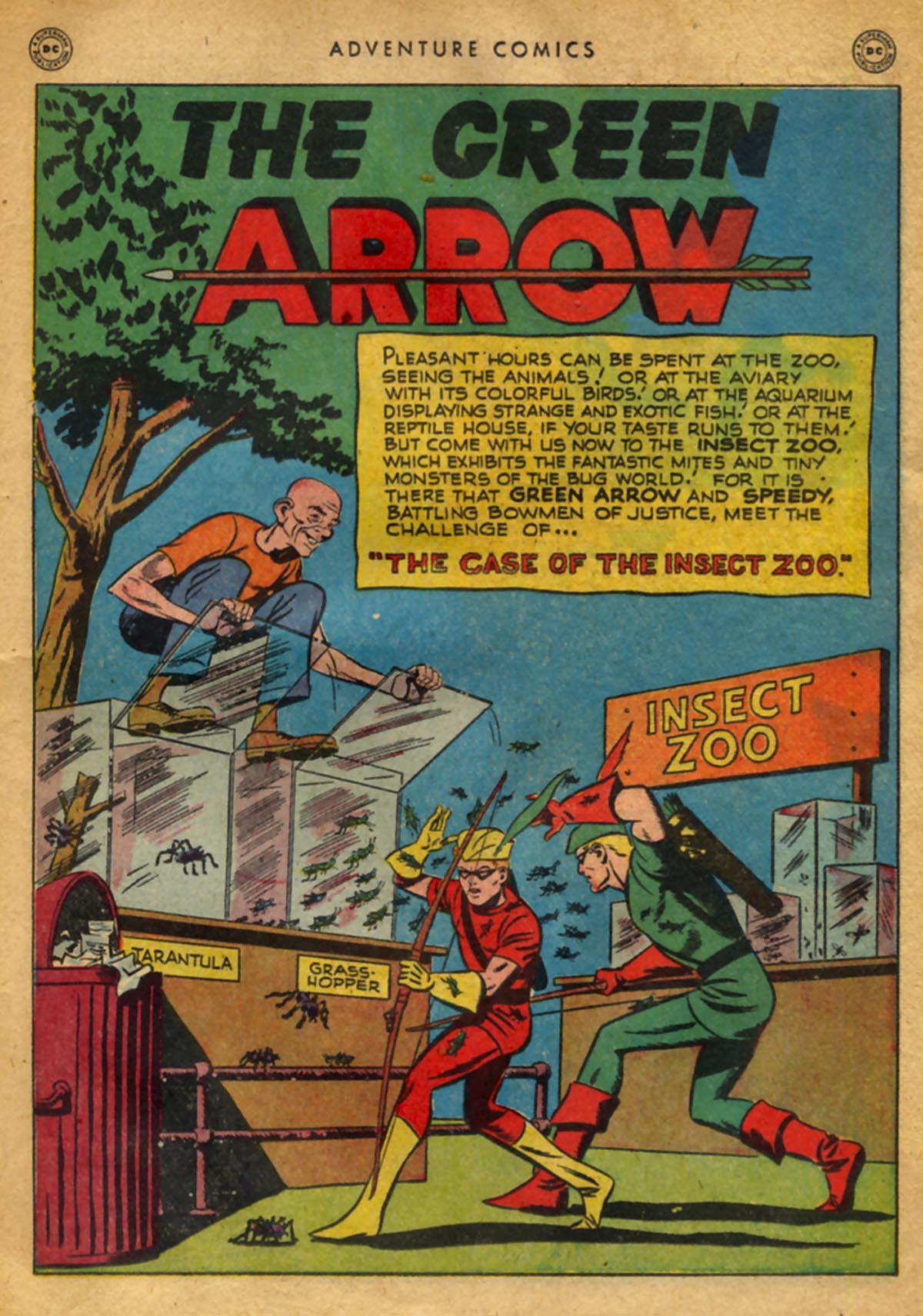 Read online Adventure Comics (1938) comic -  Issue #141 - 15
