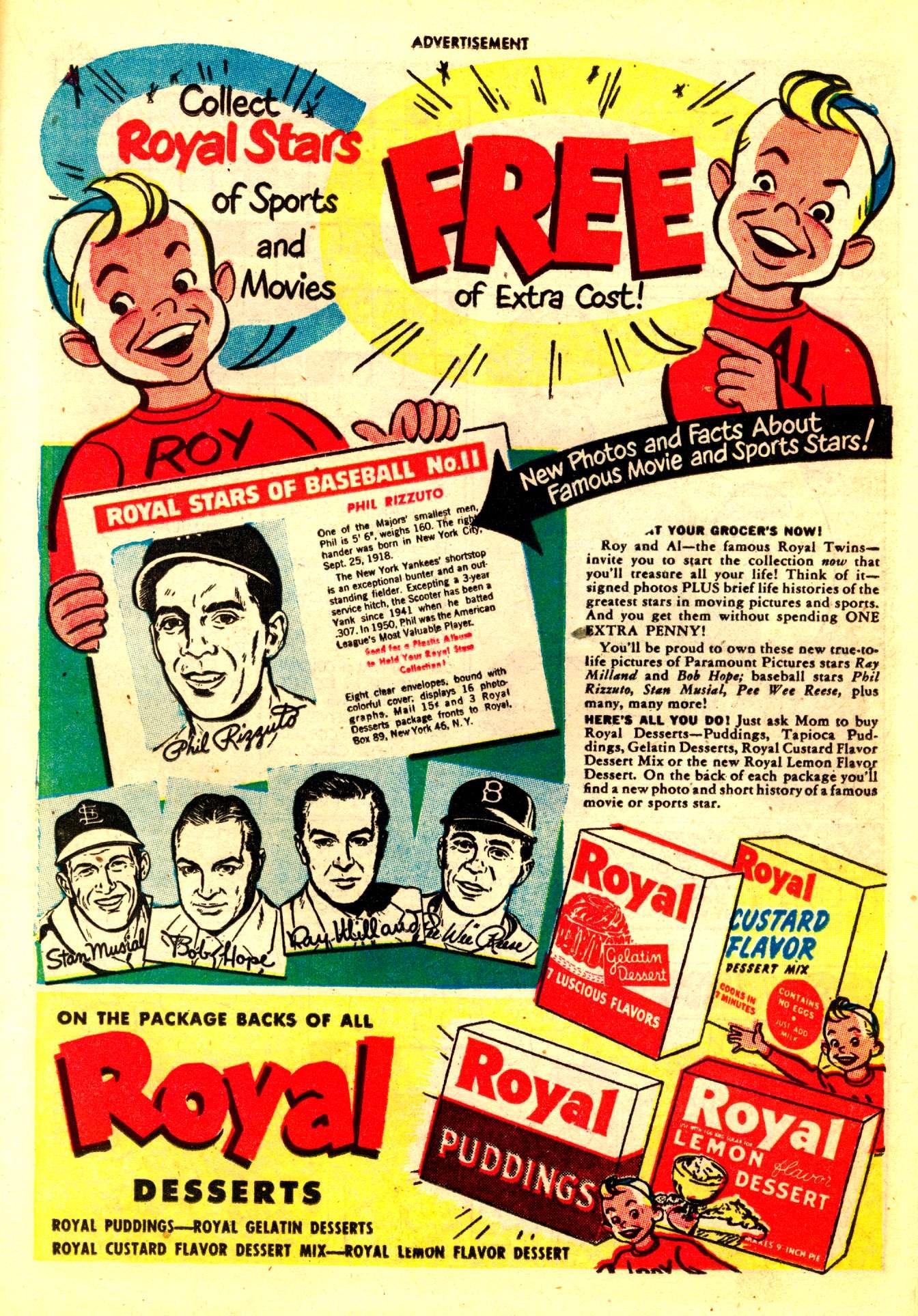Read online Wonder Woman (1942) comic -  Issue #50 - 25