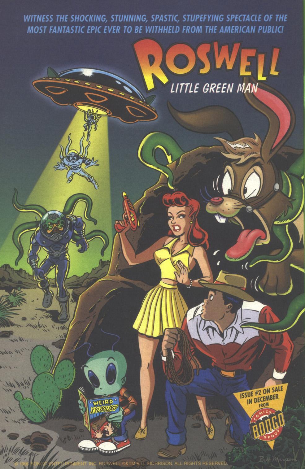 Read online Simpsons Comics comic -  Issue #27 - 31