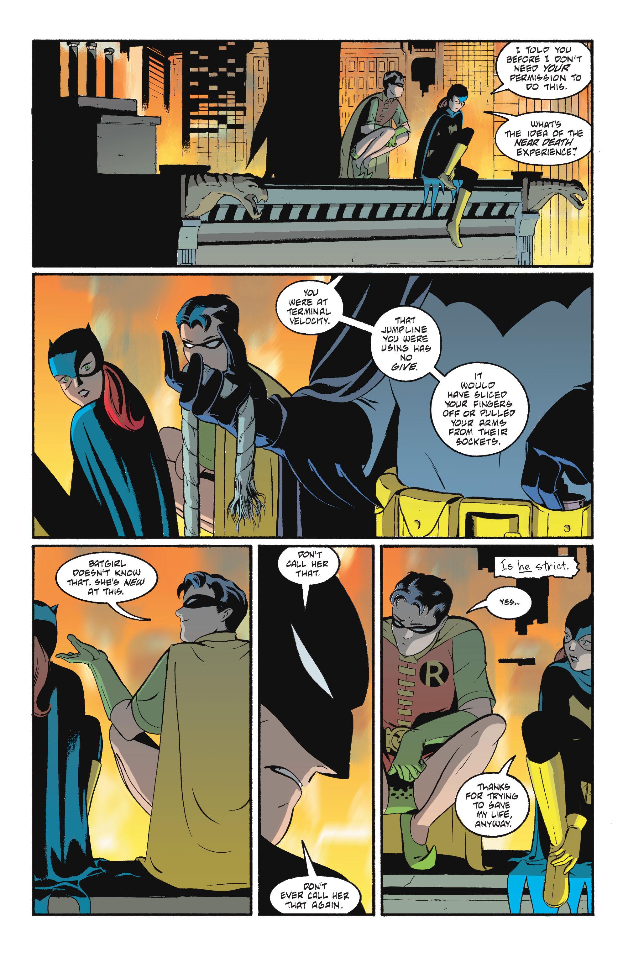 Read online Batgirl/Robin: Year One comic -  Issue # TPB 2 - 67