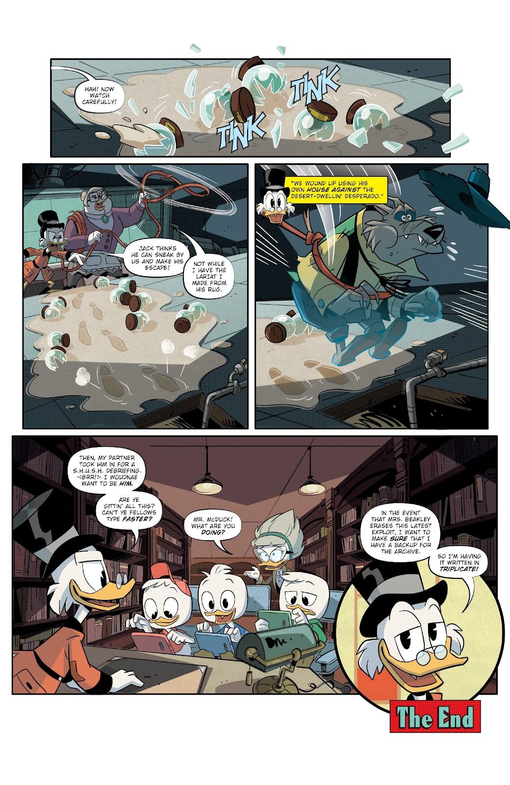 Read online Ducktales (2017) comic -  Issue #17 - 22