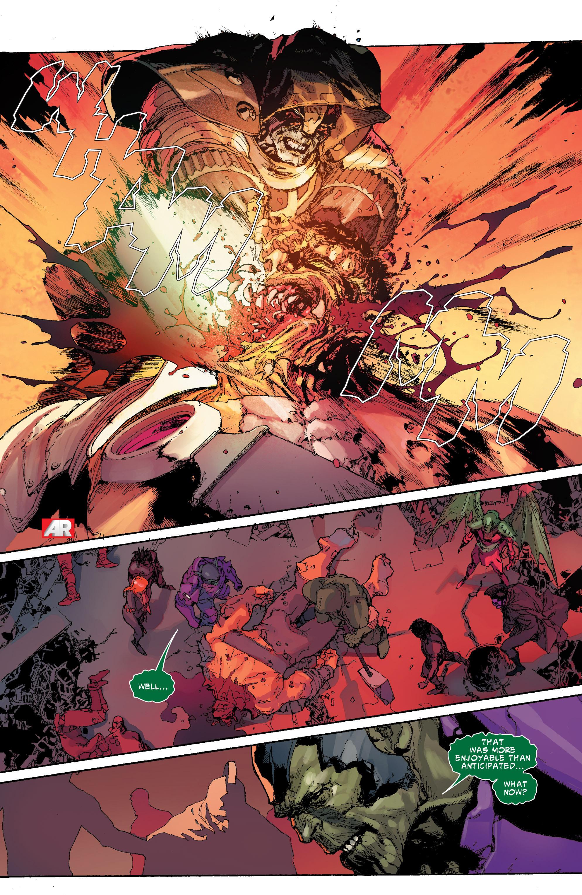 Read online Avengers (2013) comic -  Issue #Avengers (2013) _TPB 4 - 174