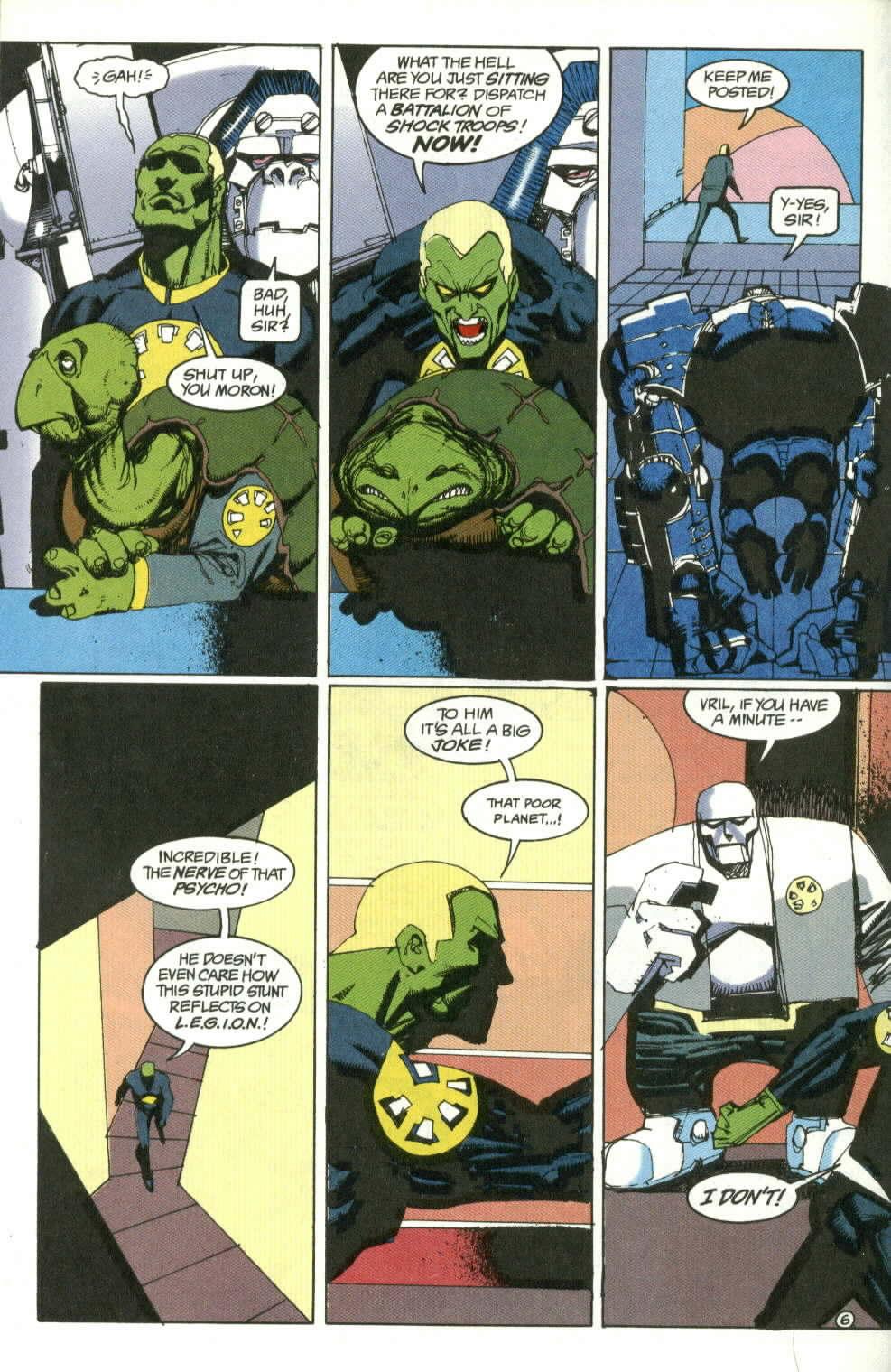 Read online Lobo (1990) comic -  Issue #4 - 7