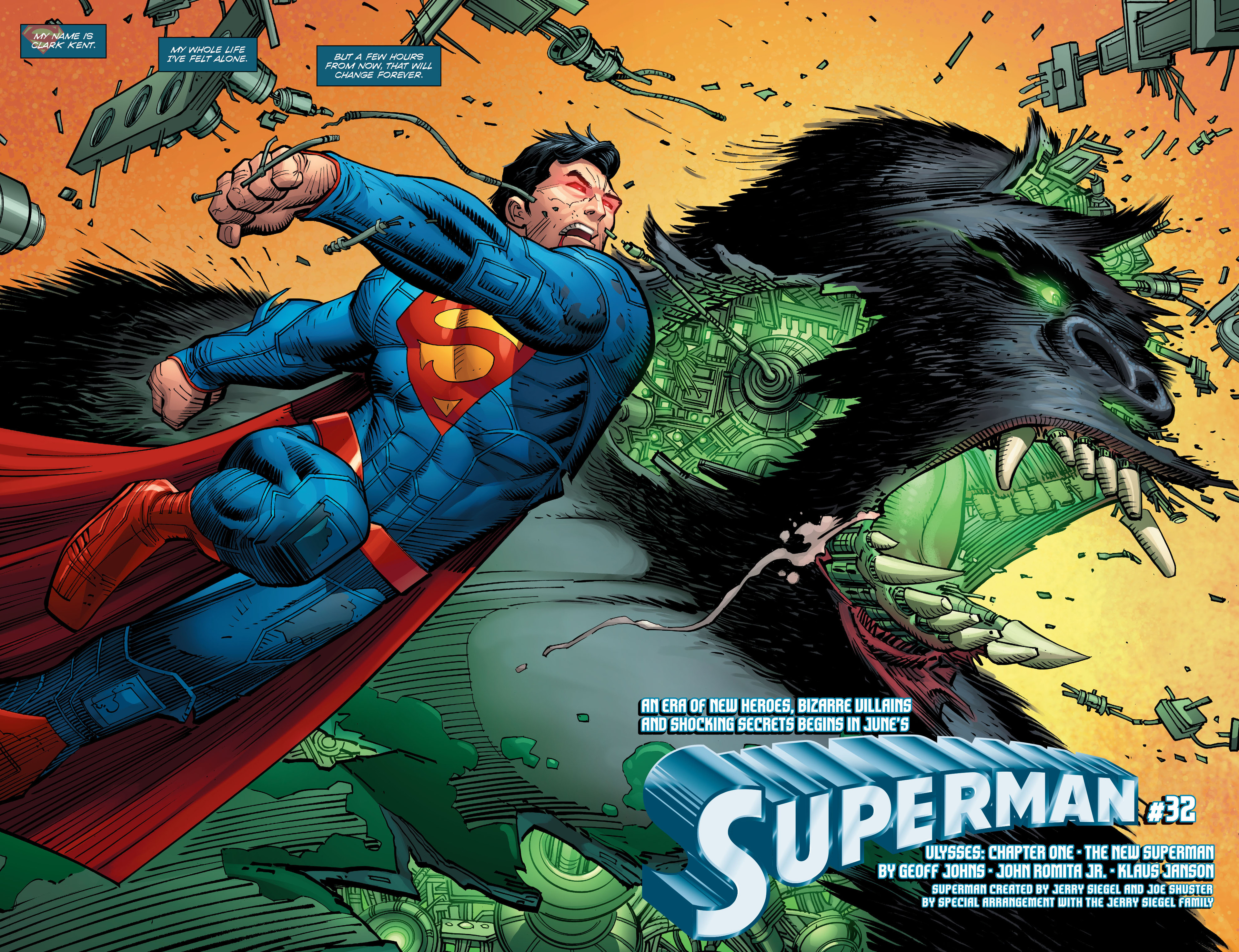 Read online Worlds' Finest comic -  Issue #23 - 23