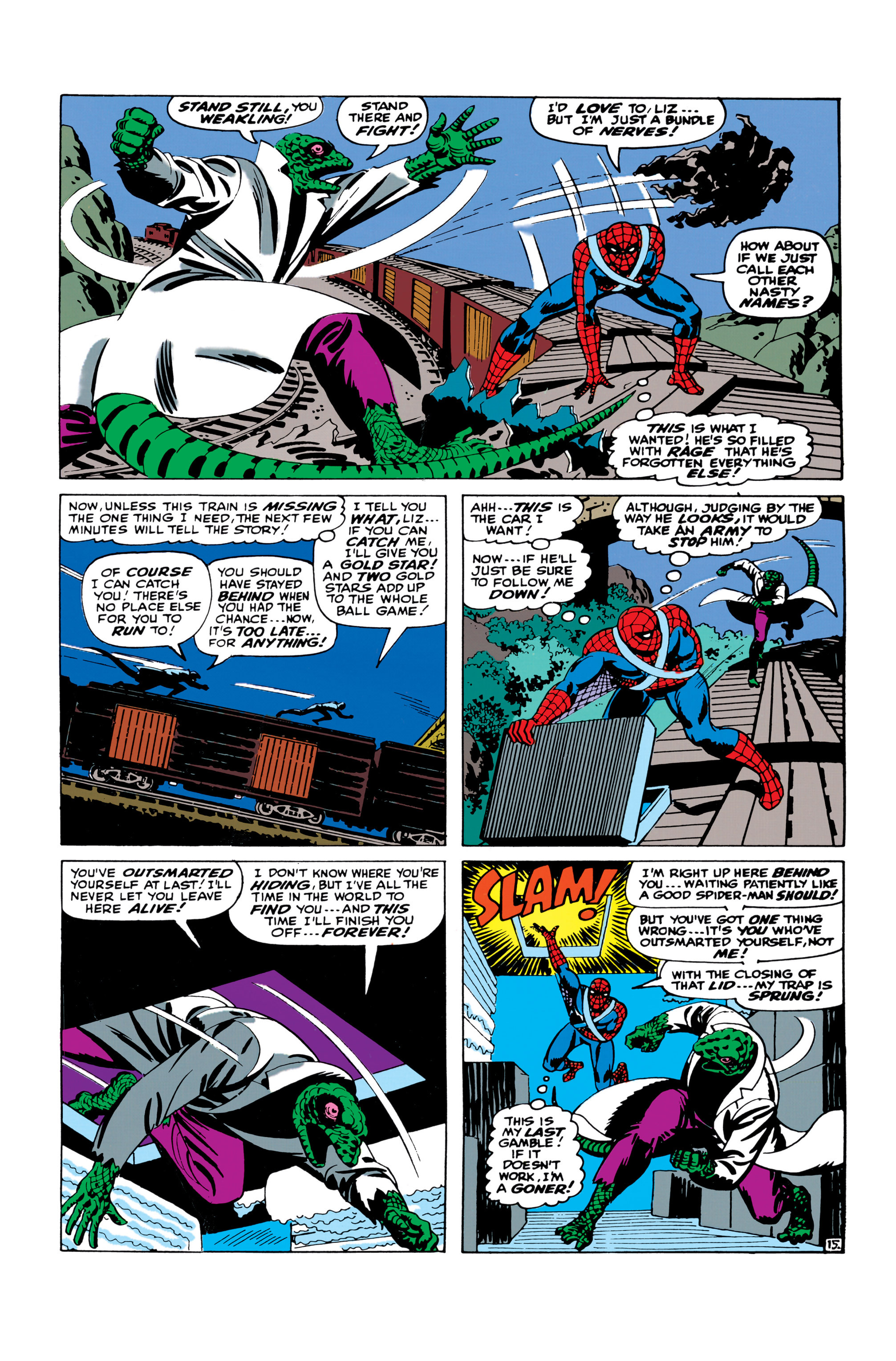 The Amazing Spider-Man (1963) 45 Page 15