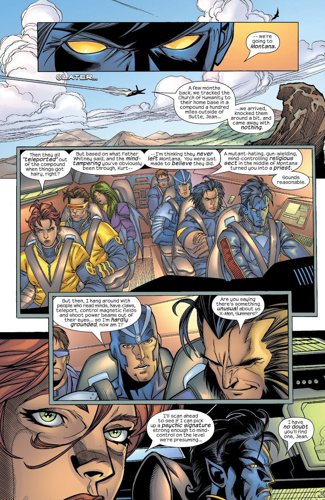 Read online X-Men: Unstoppable comic -  Issue # TPB (Part 4) - 99