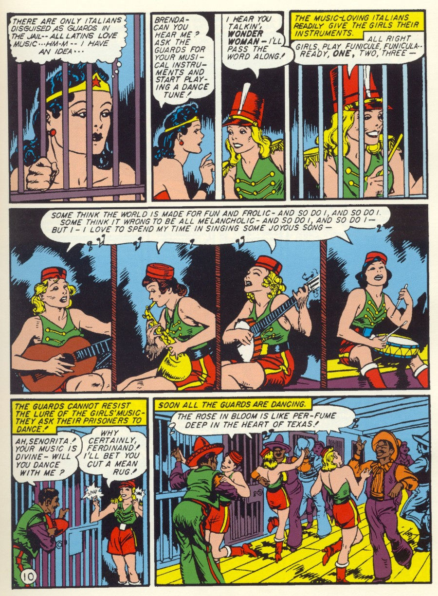 Read online Sensation (Mystery) Comics comic -  Issue #16 - 12