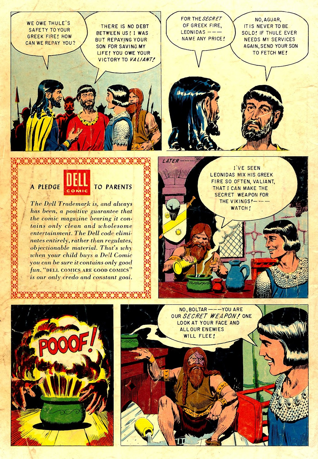Four Color Comics issue 699 - Page 36