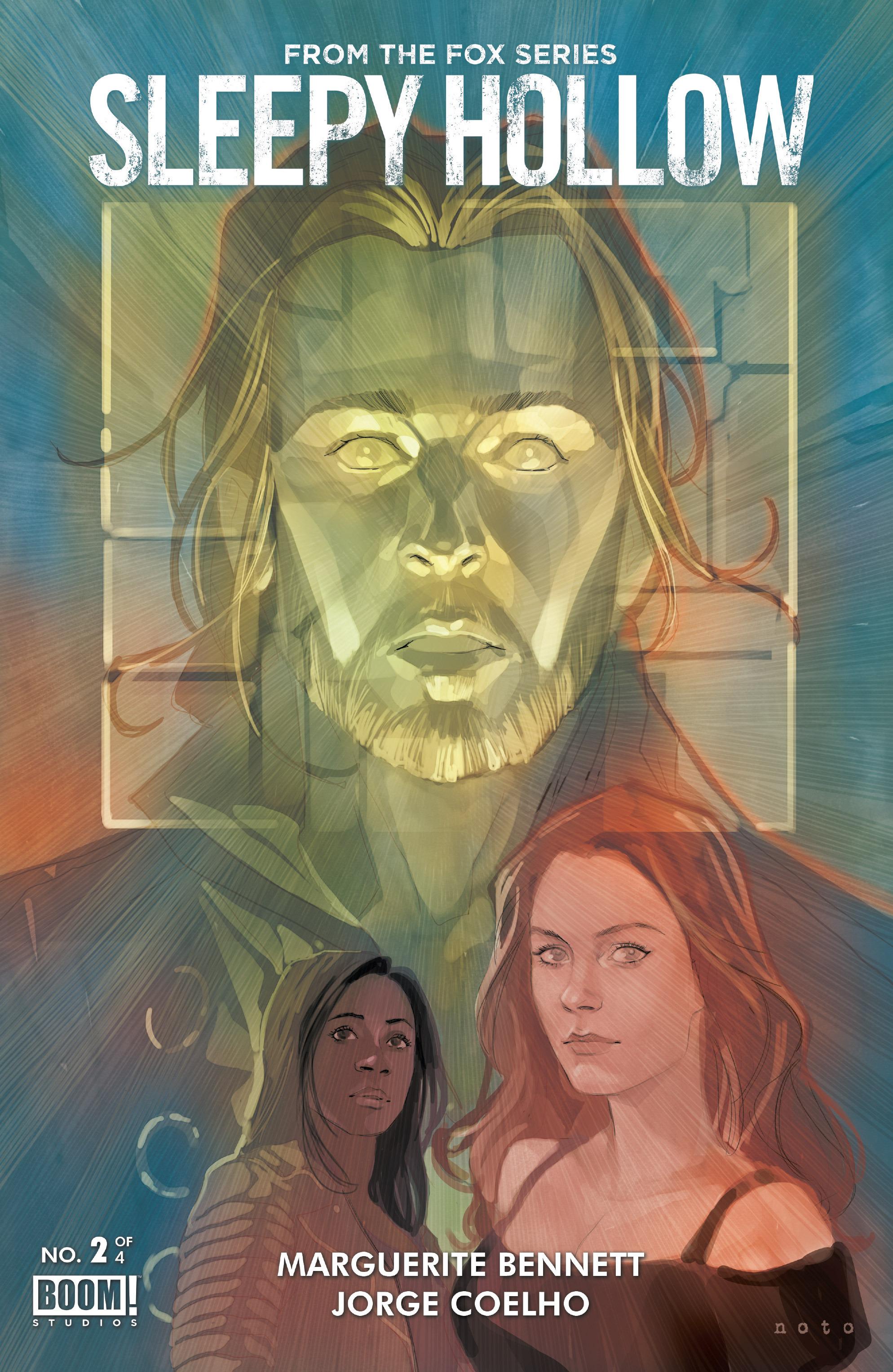 Read online Sleepy Hollow (2014) comic -  Issue #2 - 1