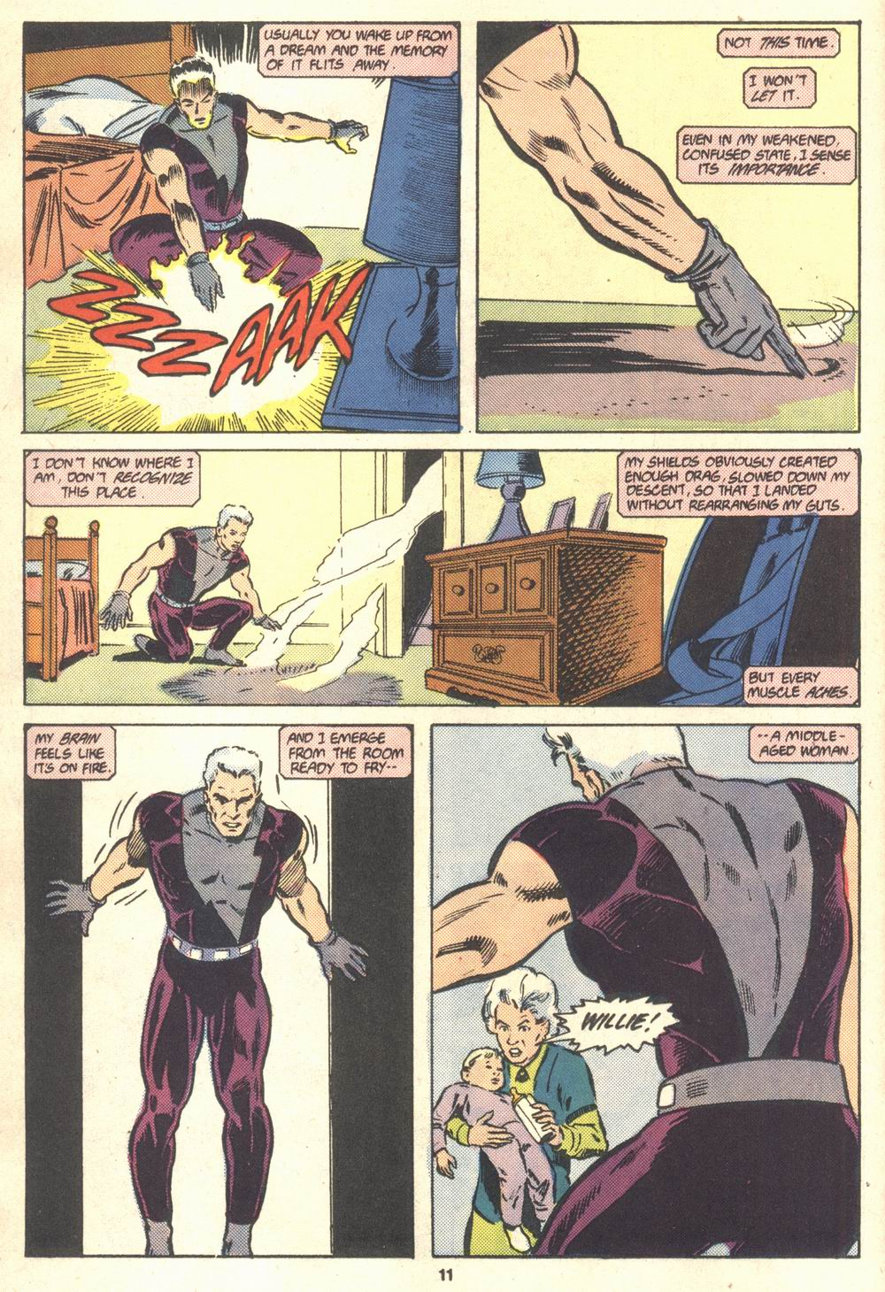 Read online Justice (1986) comic -  Issue #18 - 12
