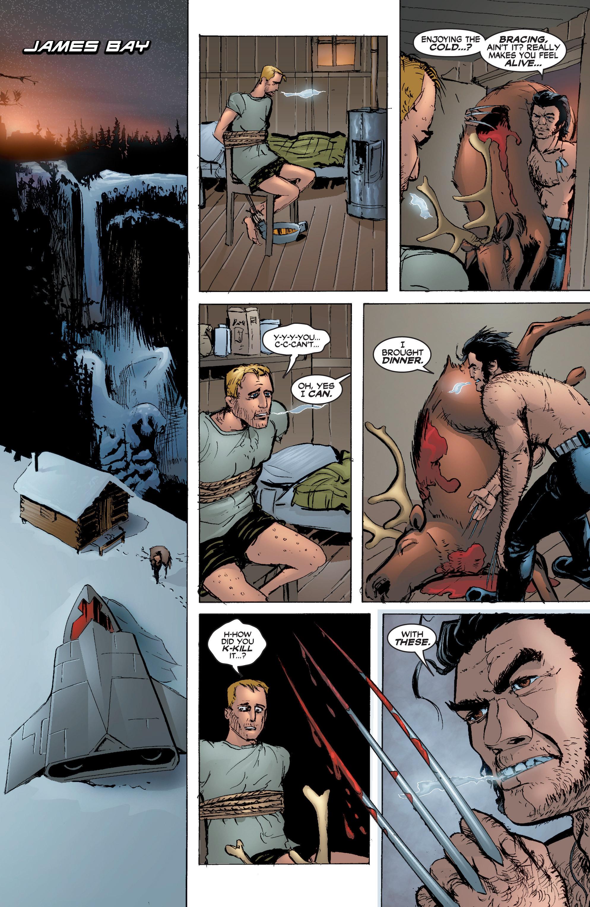 Read online Uncanny X-Men (1963) comic -  Issue #400 - 11
