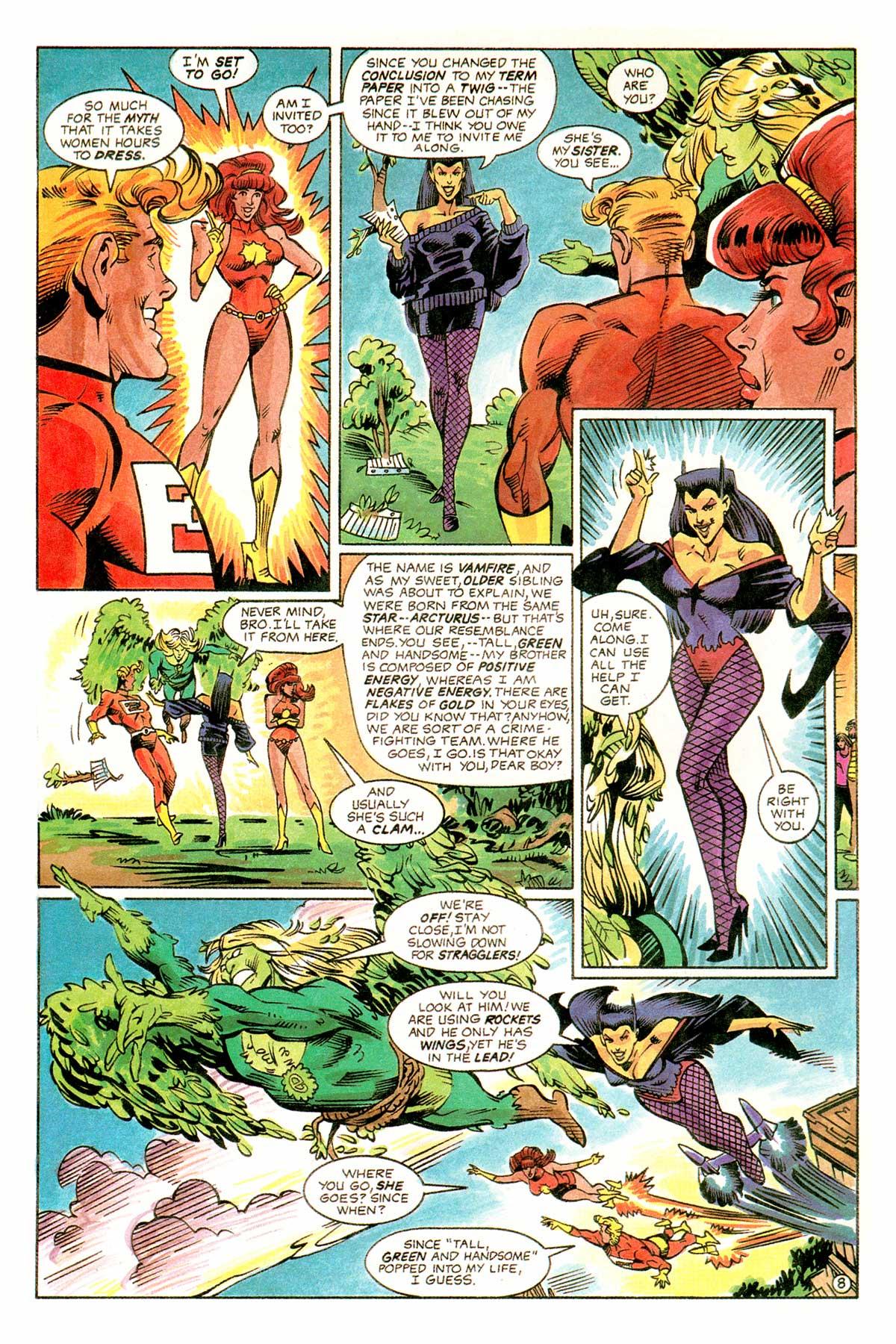 Read online E-man (1993) comic -  Issue # Full - 11
