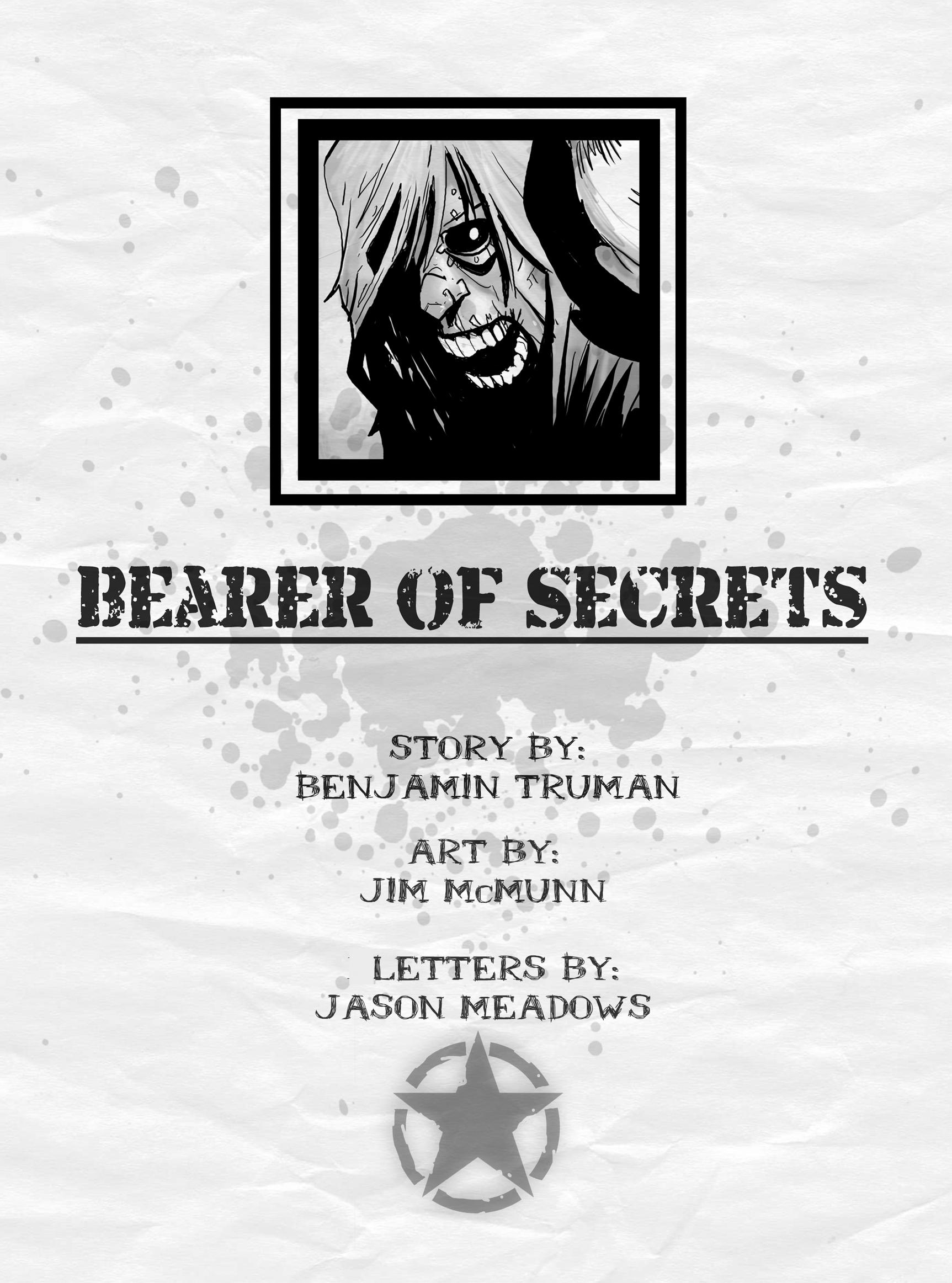 Read online FUBAR comic -  Issue #1 - 13