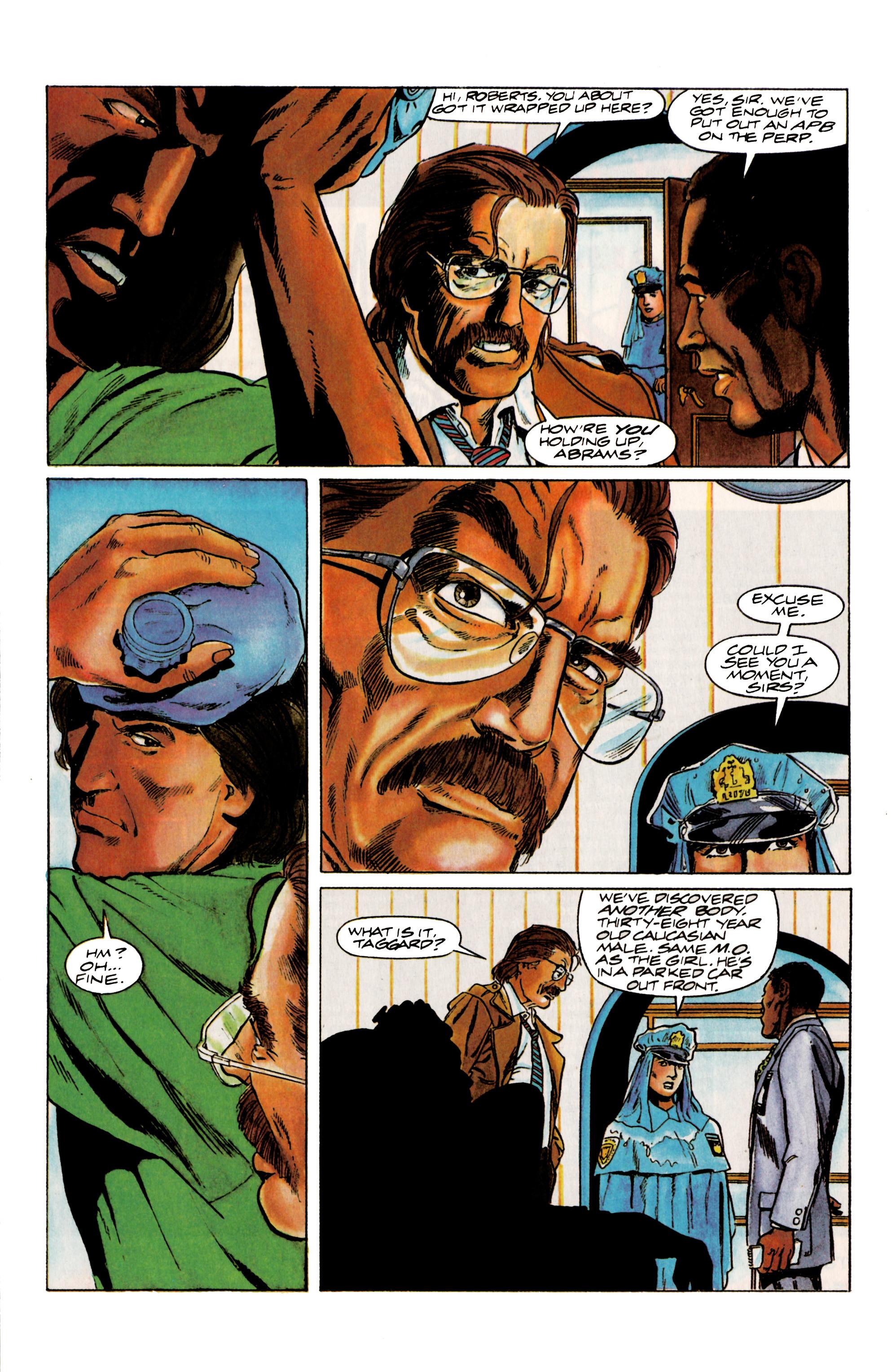 Read online Eternal Warrior (1992) comic -  Issue #13 - 8