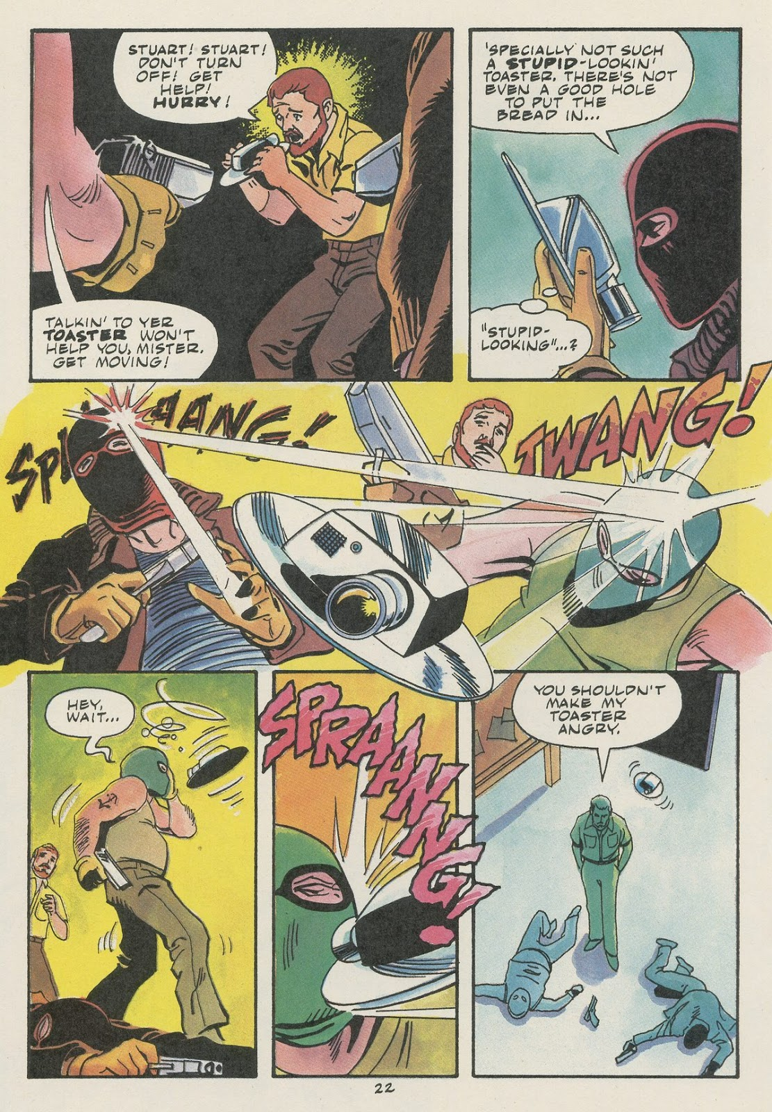 Jonny Quest (1986) issue 17 - Page 24